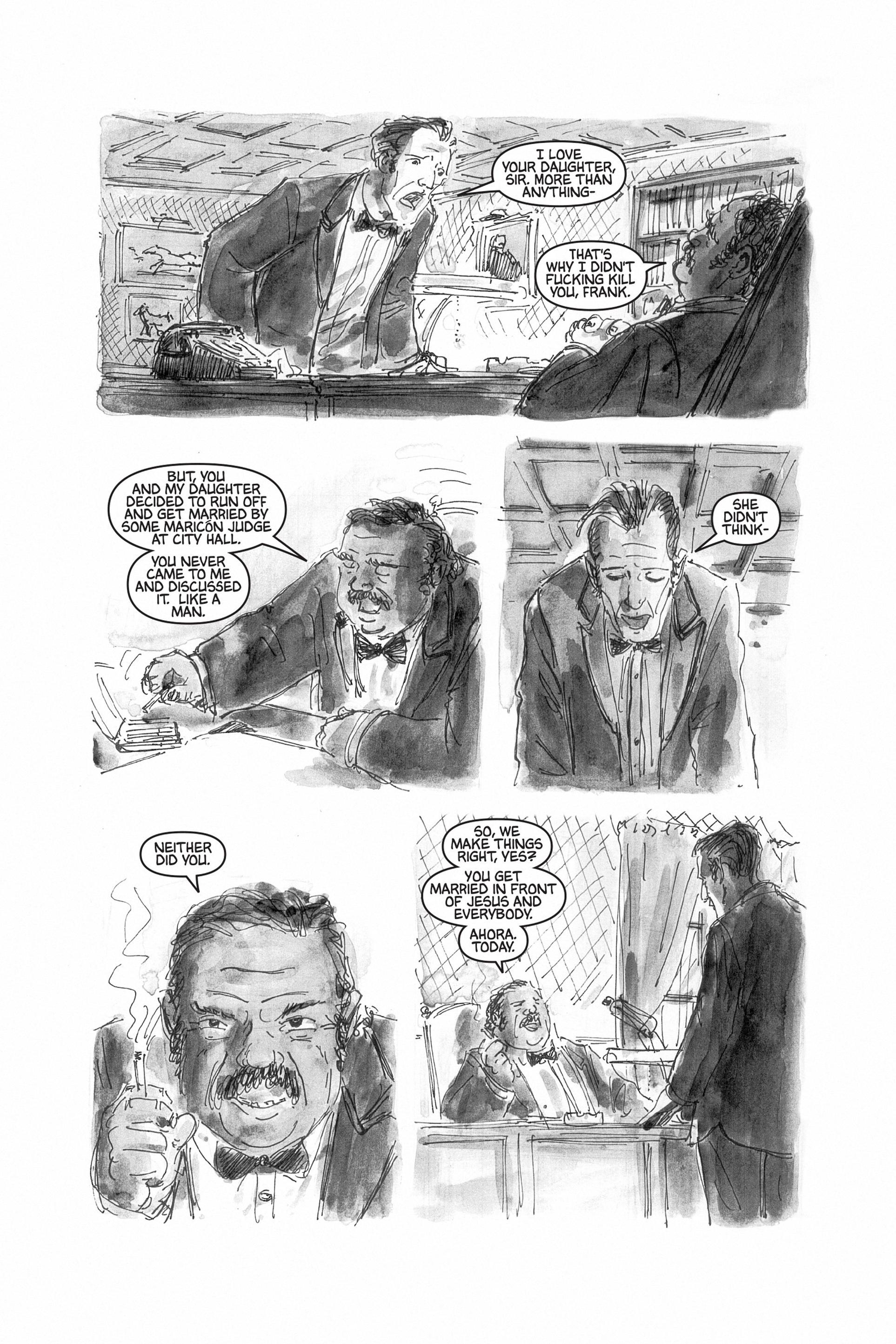 Read online Tumor comic -  Issue # TPB - 116