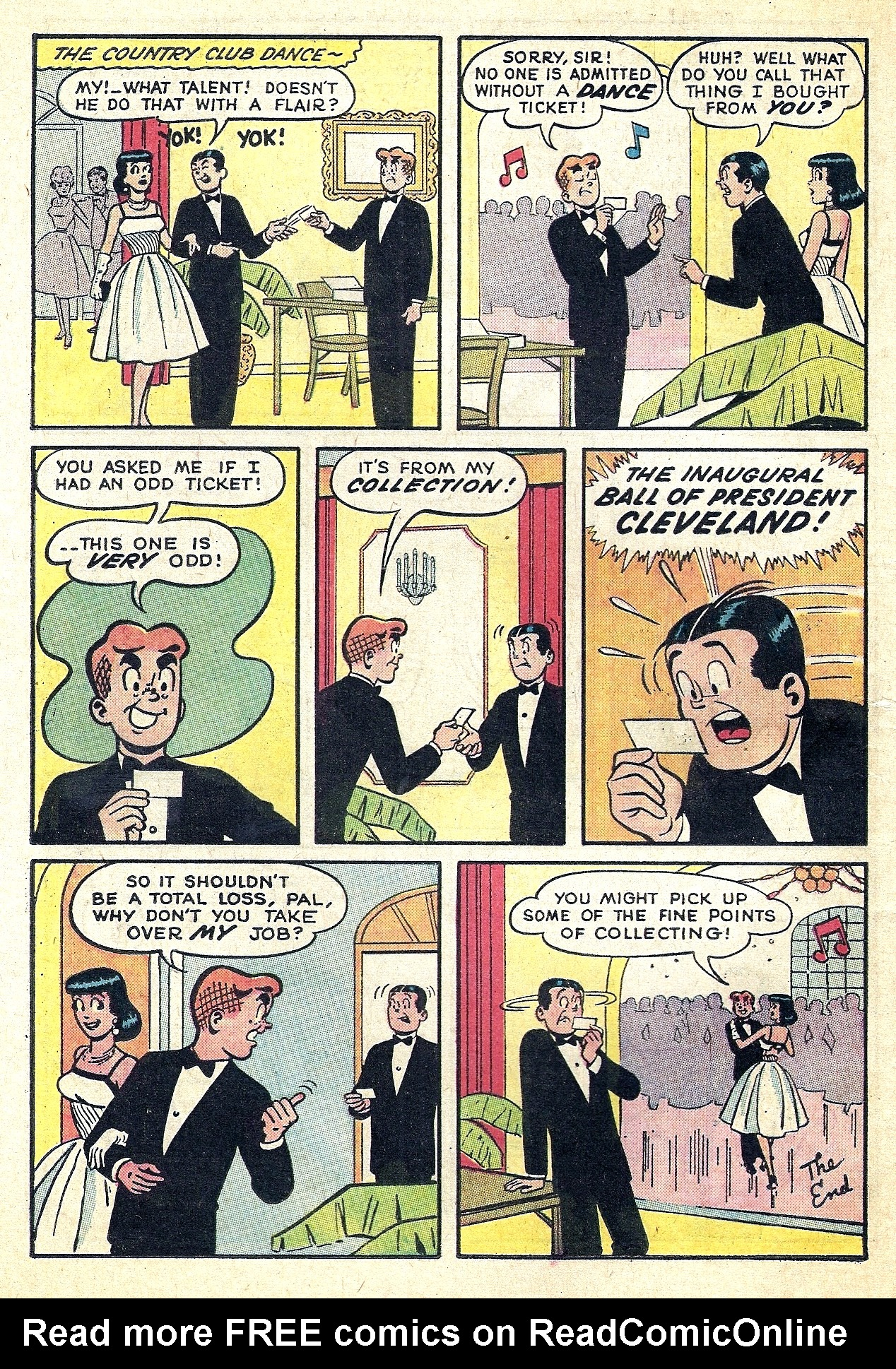 Read online Archie (1960) comic -  Issue #130 - 24