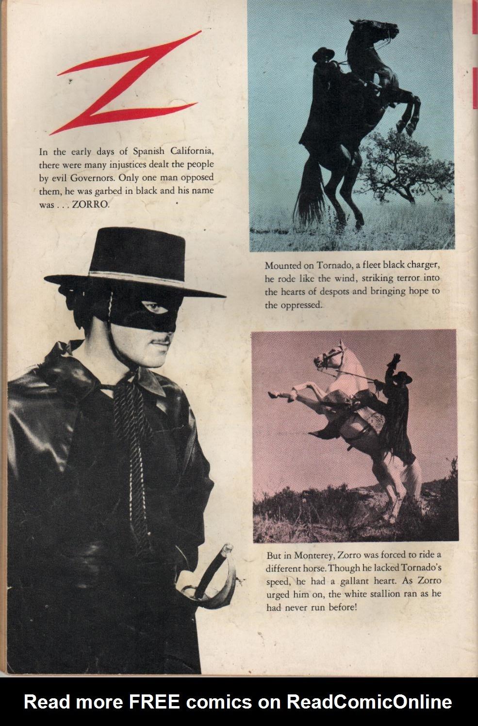 Zorro (1966) issue 5 - Page 36