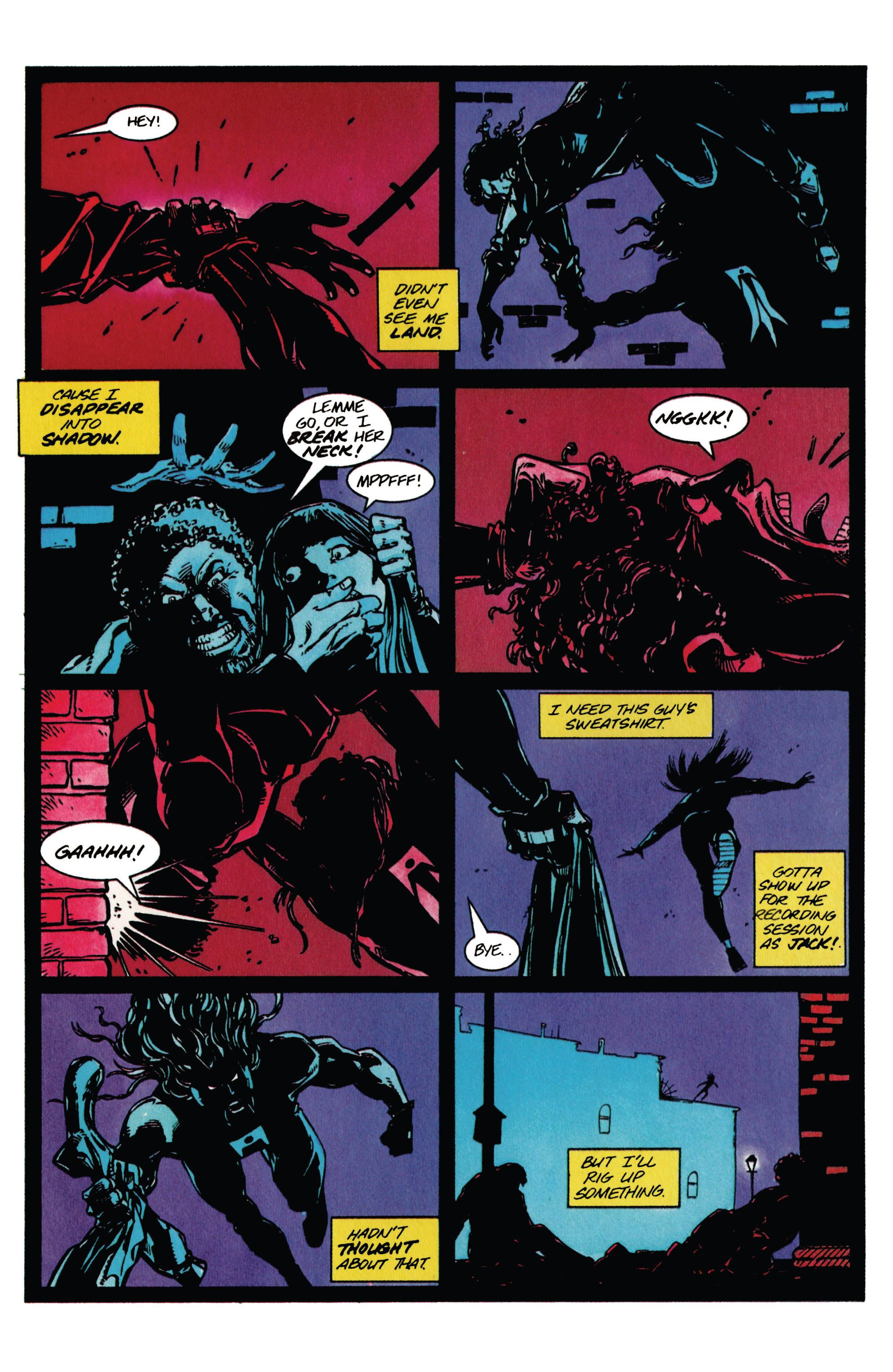 Read online Shadowman (1992) comic -  Issue #41 - 14