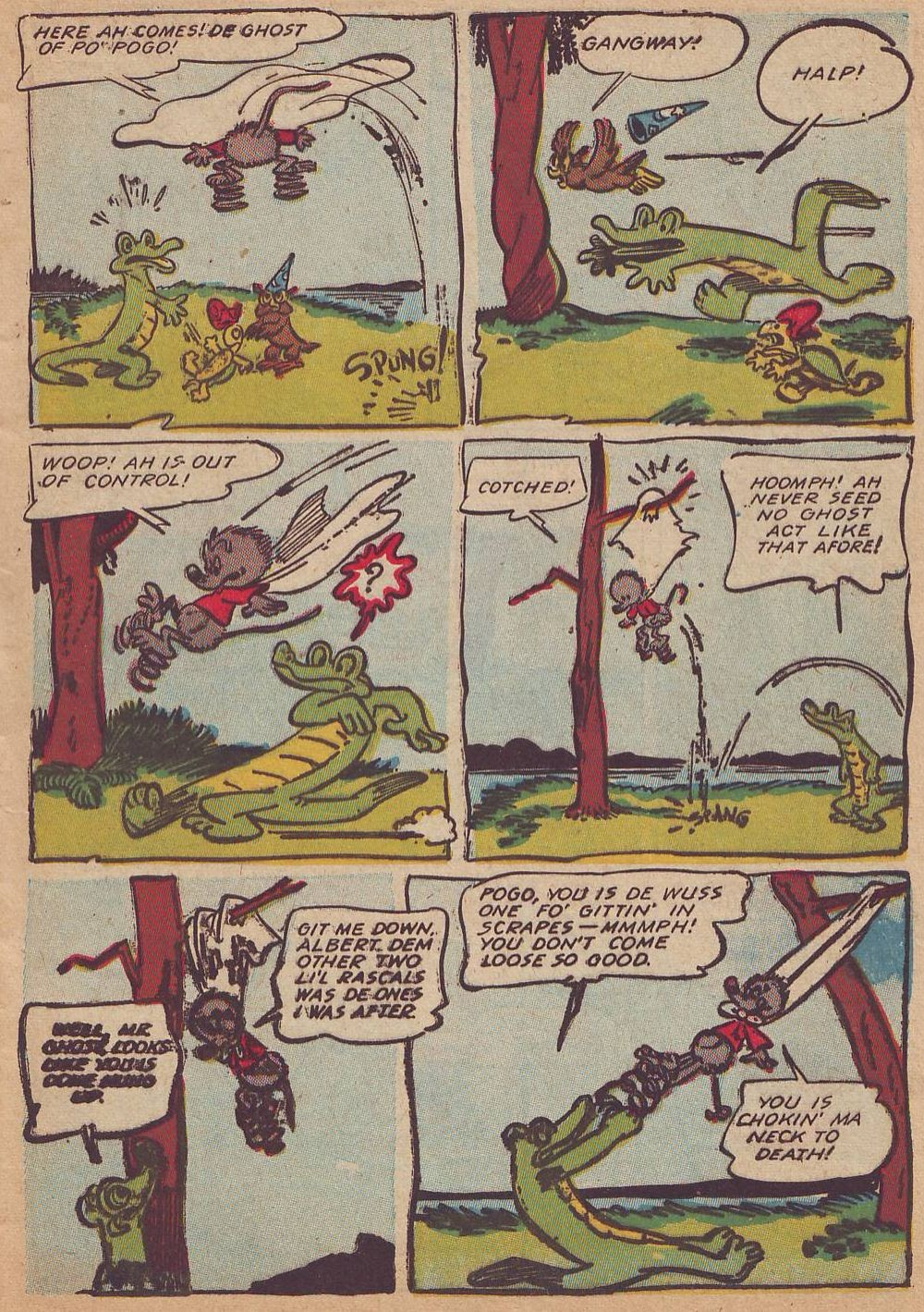Read online Animal Comics comic -  Issue #23 - 13