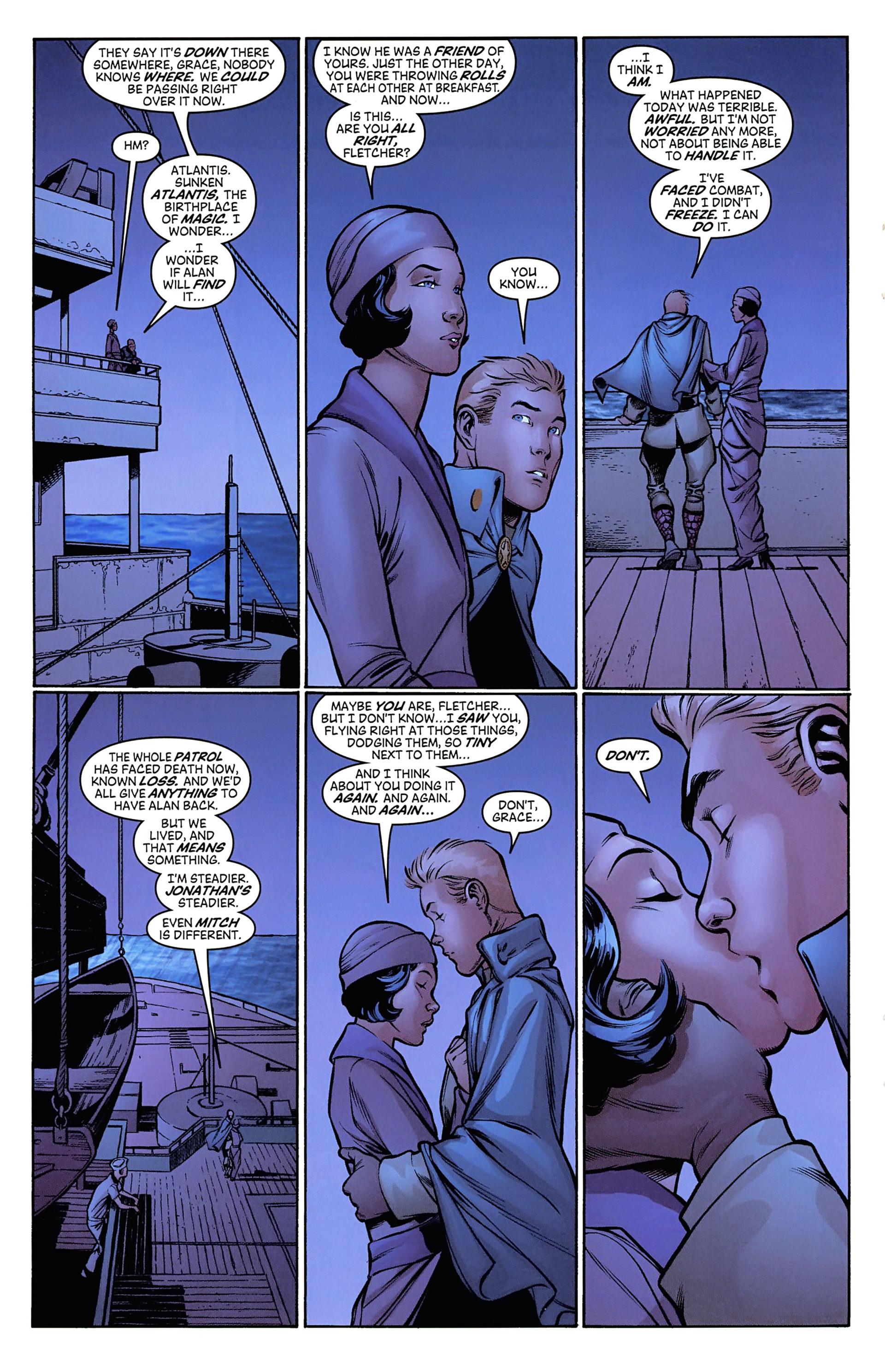 Read online Arrowsmith comic -  Issue #3 - 19