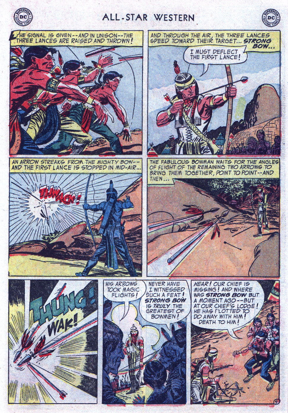 Read online All-Star Western (1951) comic -  Issue #74 - 15
