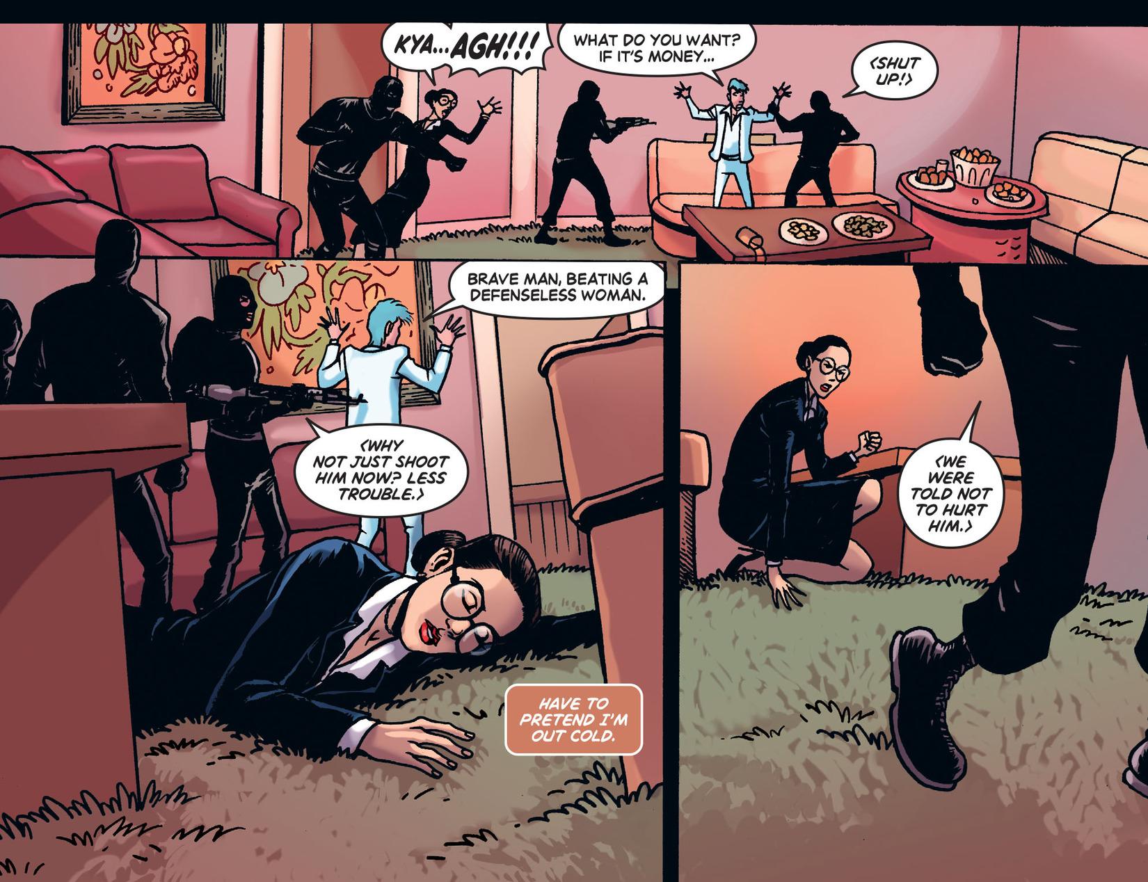 Read online Wonder Woman '77 [I] comic -  Issue #25 - 8