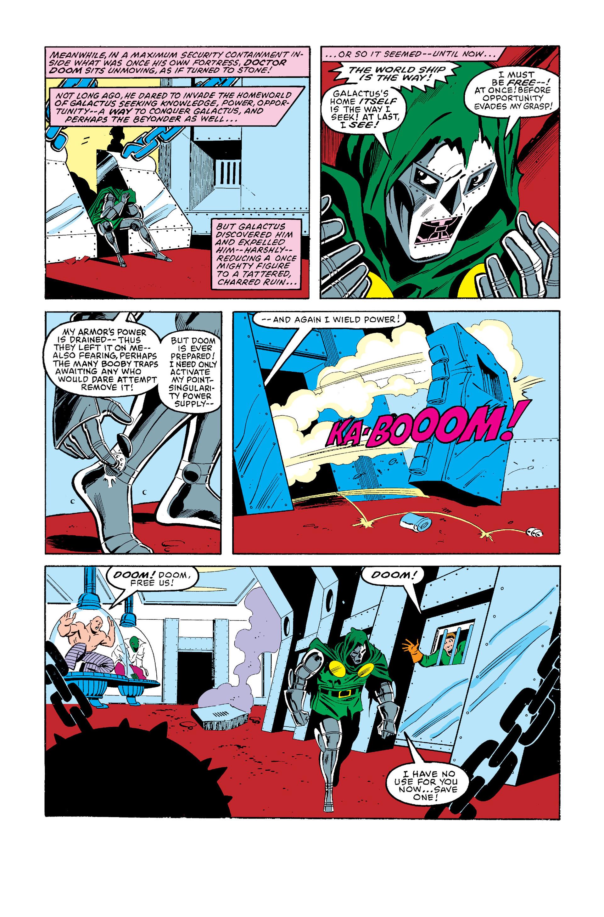 Read online Secret Wars (1985) comic -  Issue #9 - 15