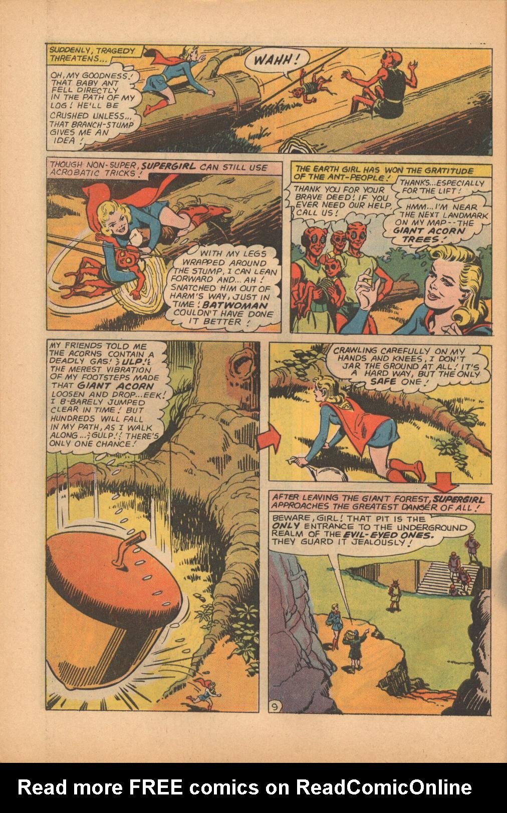 Read online Action Comics (1938) comic -  Issue #337 - 30