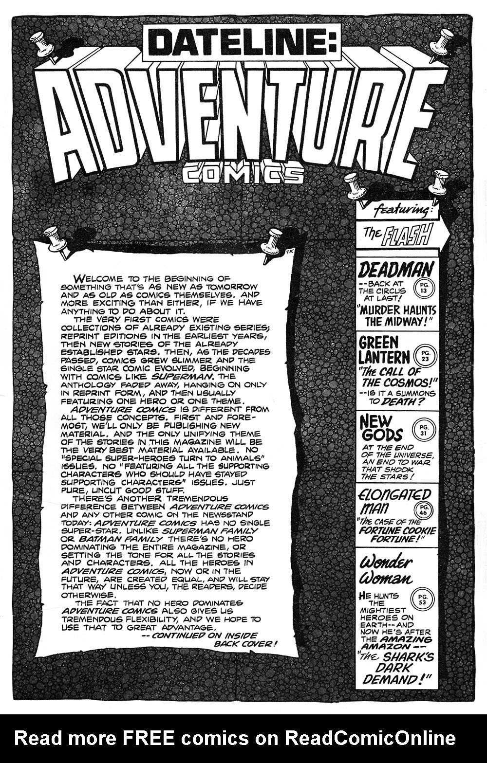 Read online Adventure Comics (1938) comic -  Issue #459 - 2