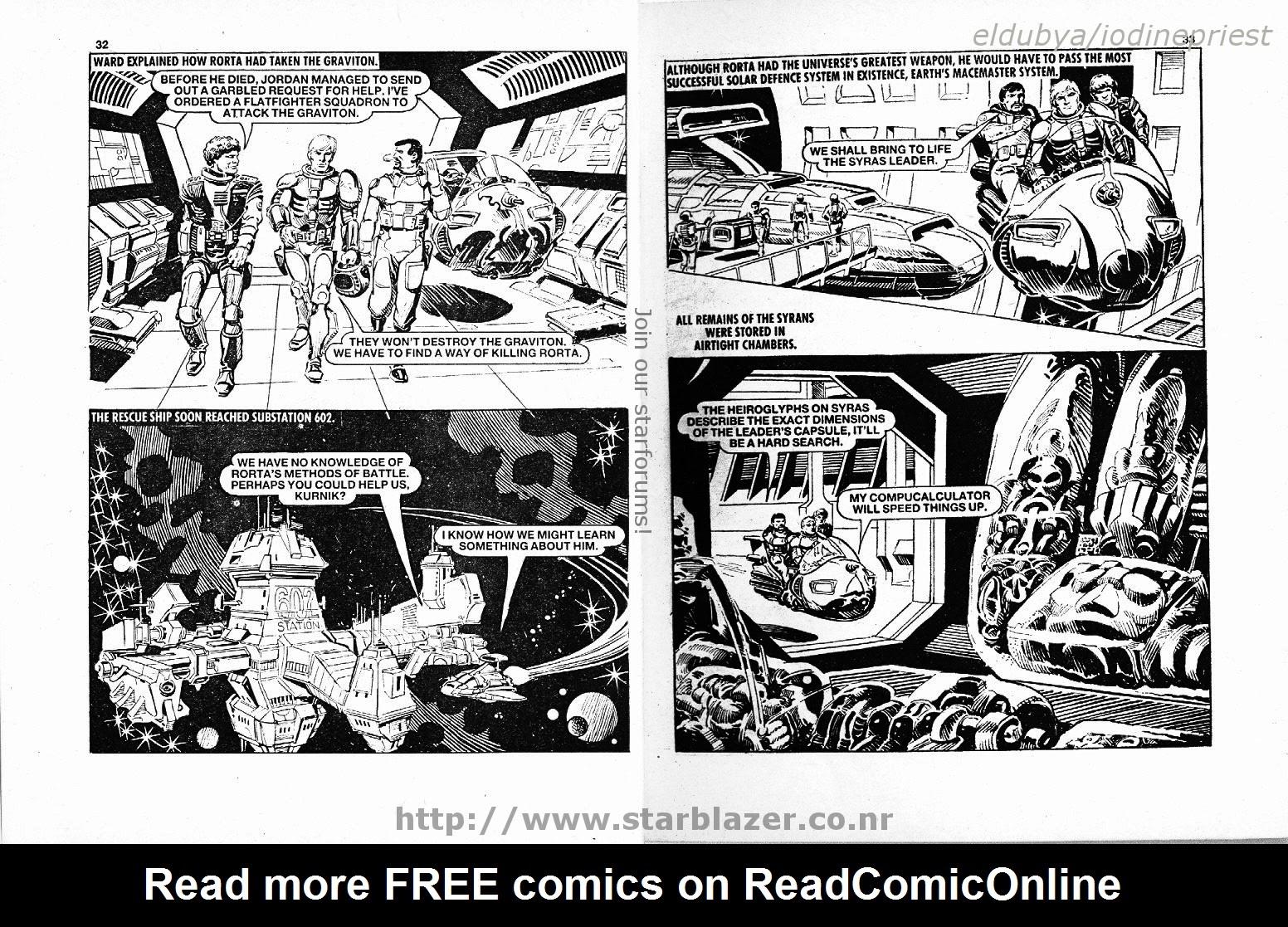 Starblazer issue 171 - Page 18