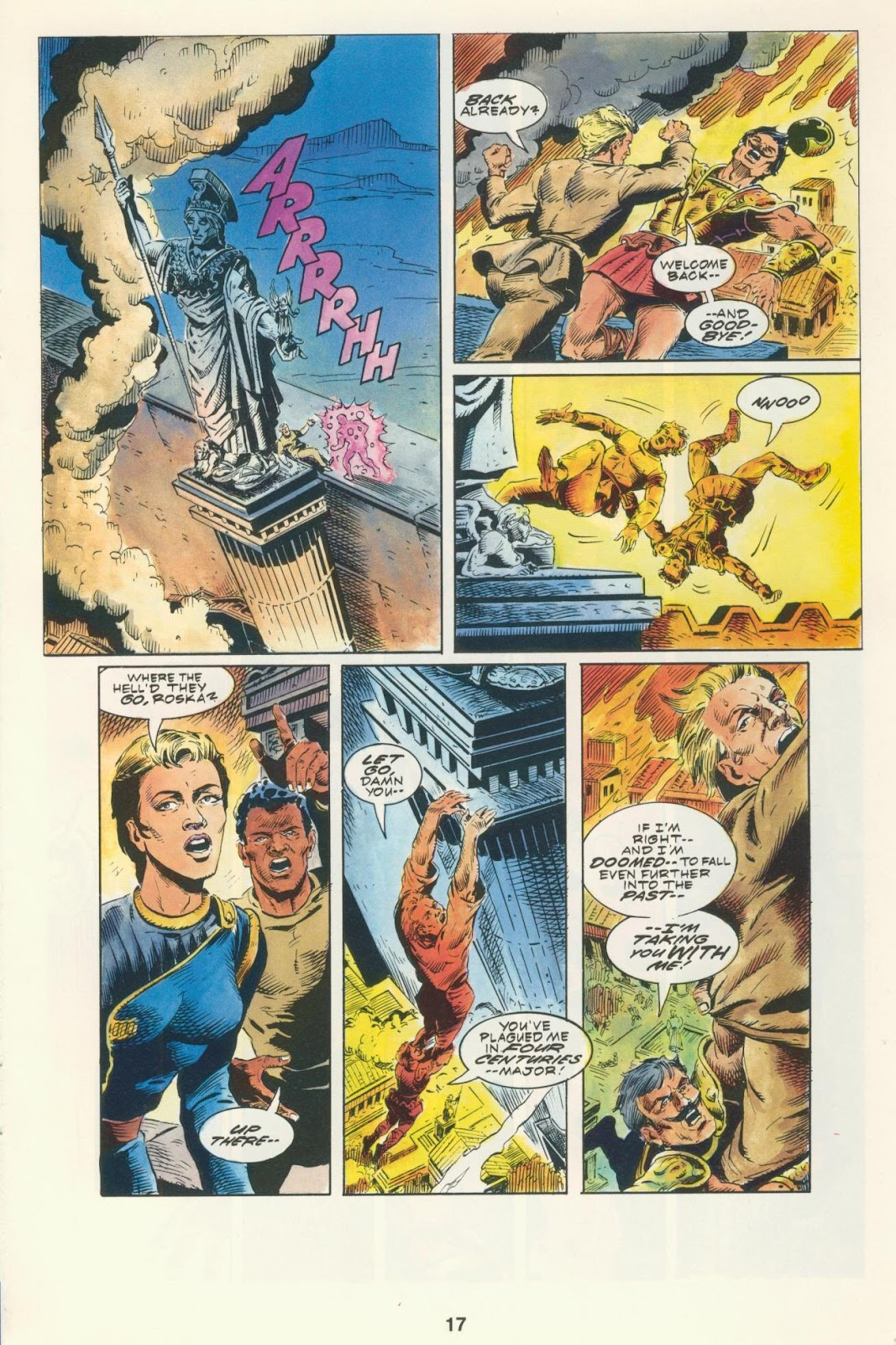 Warhawks issue 4 - Page 19