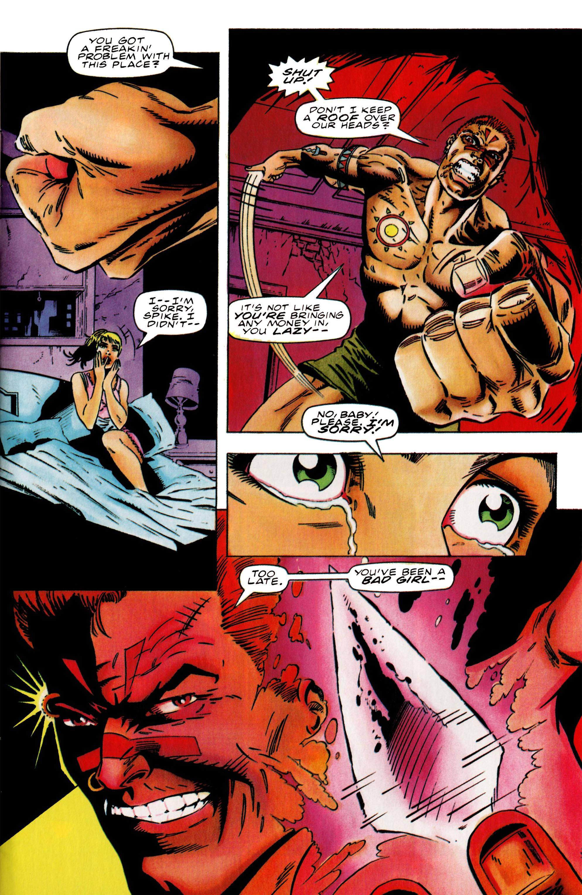 Read online Harbinger (1992) comic -  Issue #38 - 10