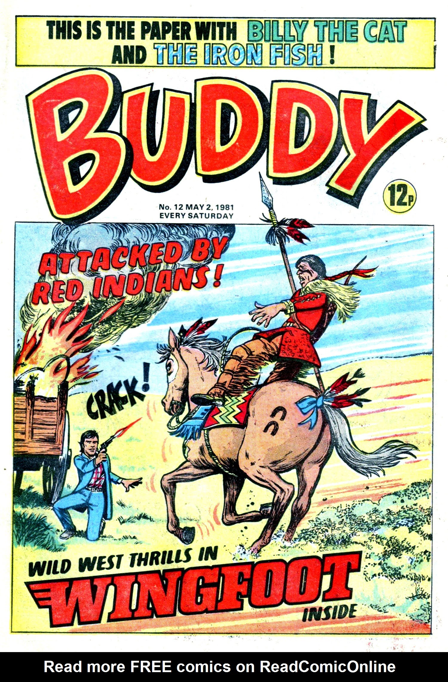Buddy issue 12 - Page 1