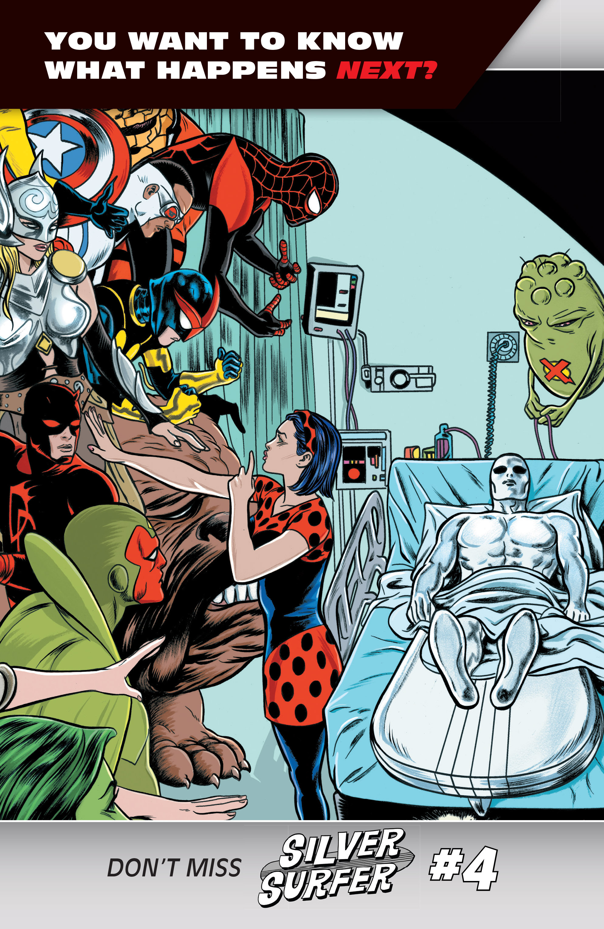 Read online Silver Surfer (2016) comic -  Issue #3 - 20
