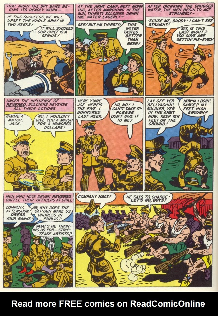Read online Sensation (Mystery) Comics comic -  Issue #2 - 9