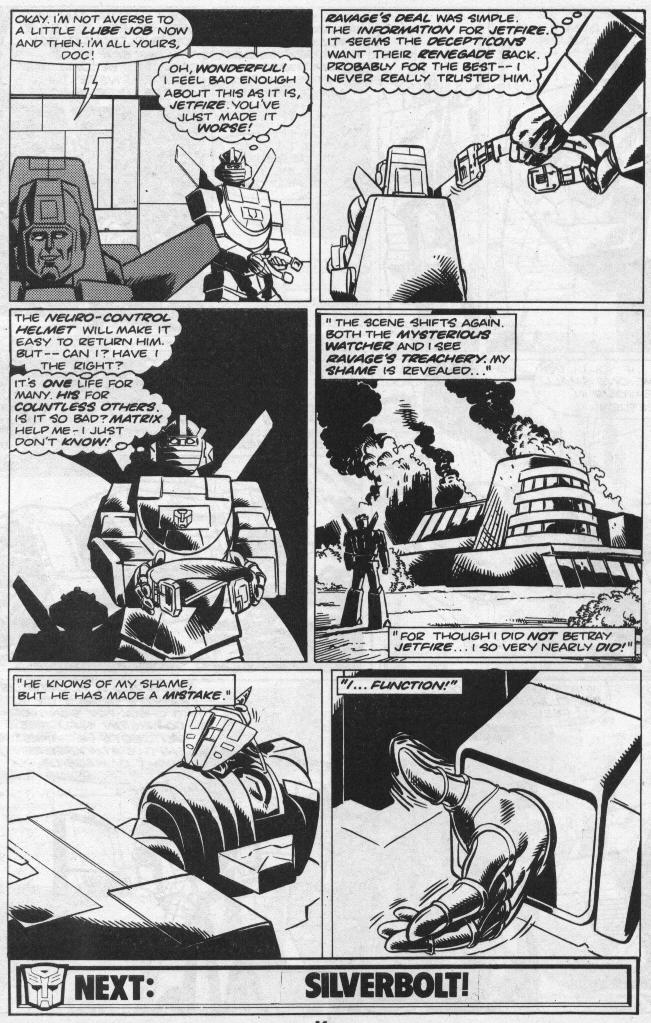 The Transformers (UK) 258 Page 11