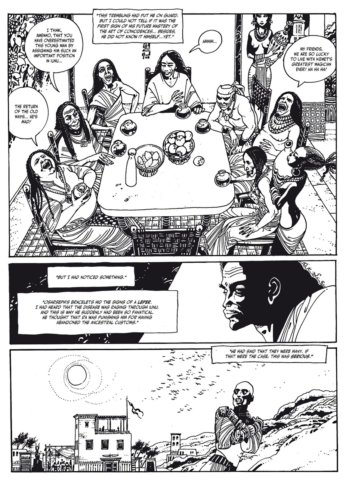Read online The Egyptian Princesses comic -  Issue # TPB 1 (Part 2) - 41