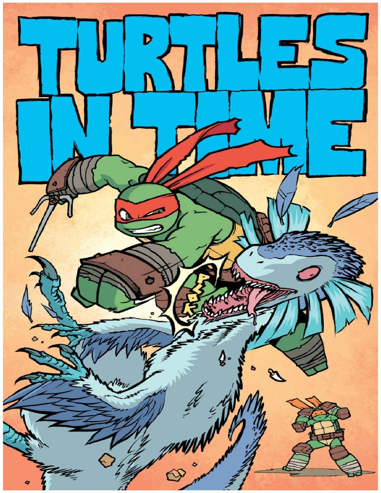 Read online Teenage Mutant Ninja Turtles: The IDW Collection comic -  Issue # TPB 5 (Part 1) - 8