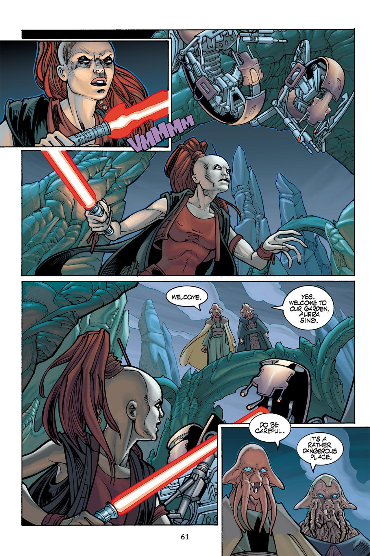 Read online Star Wars Omnibus comic -  Issue # Vol. 10 - 60