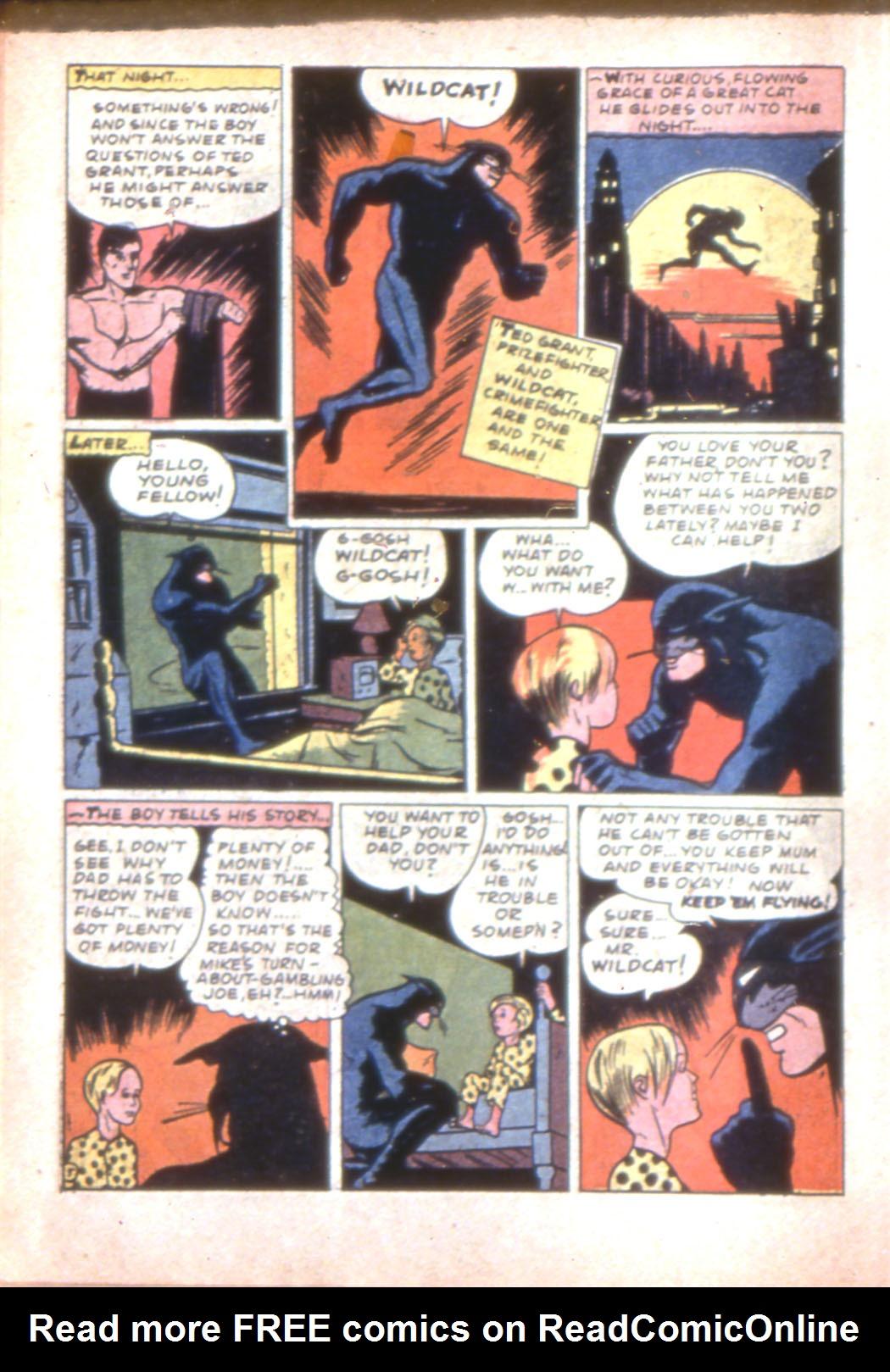 Read online Sensation (Mystery) Comics comic -  Issue #7 - 60