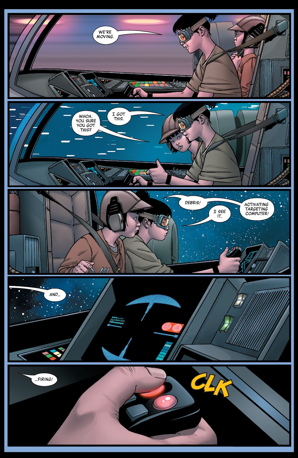 Read online Star Wars: Age of Republic: Heroes comic -  Issue # TPB - 51