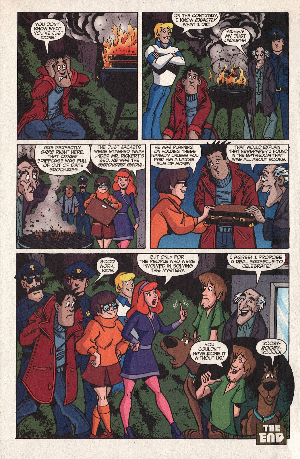 Read online Scooby-Doo (1997) comic -  Issue #101 - 18