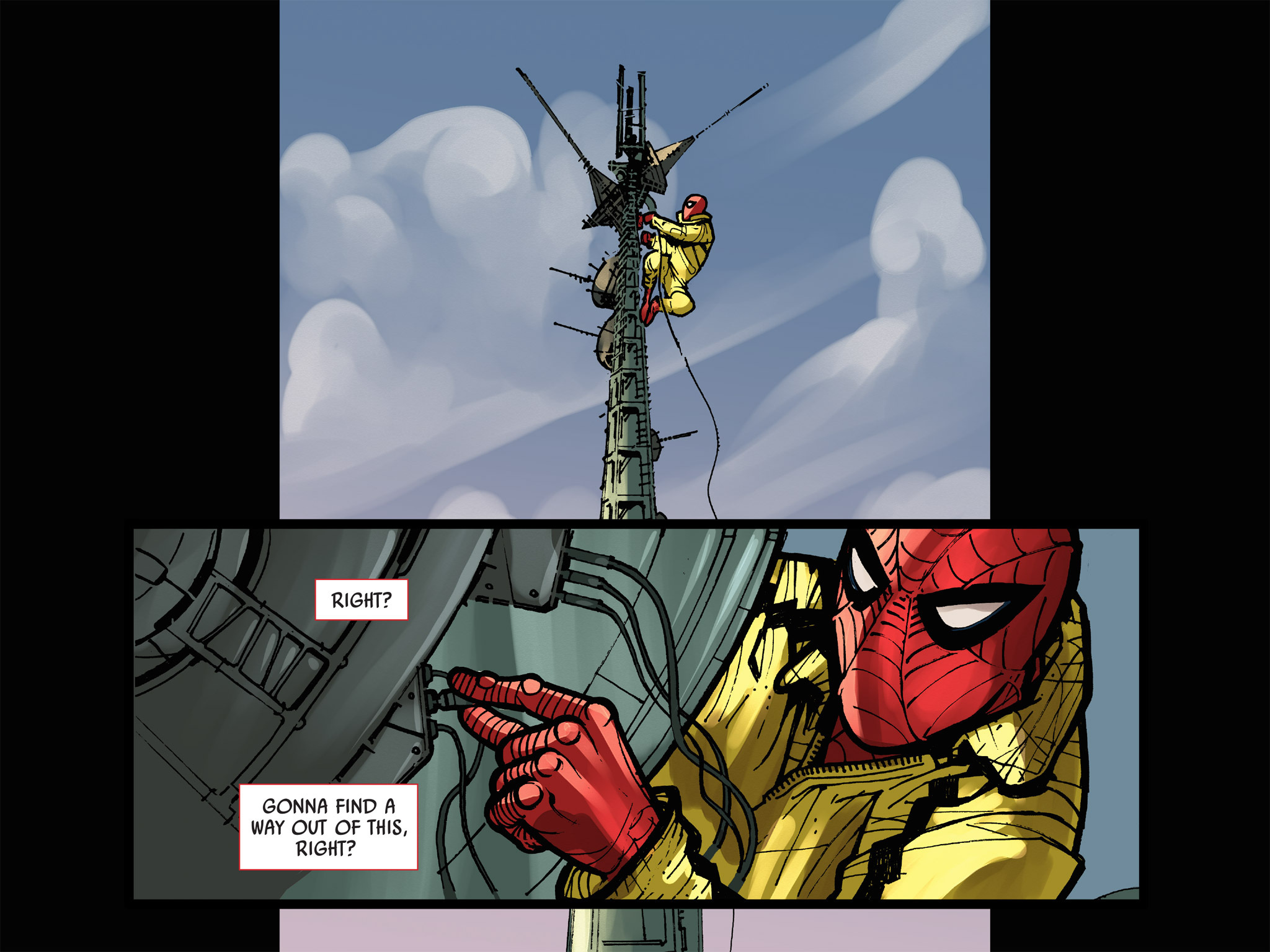 Read online Amazing Spider-Man: Who Am I? comic -  Issue # Full (Part 3) - 148