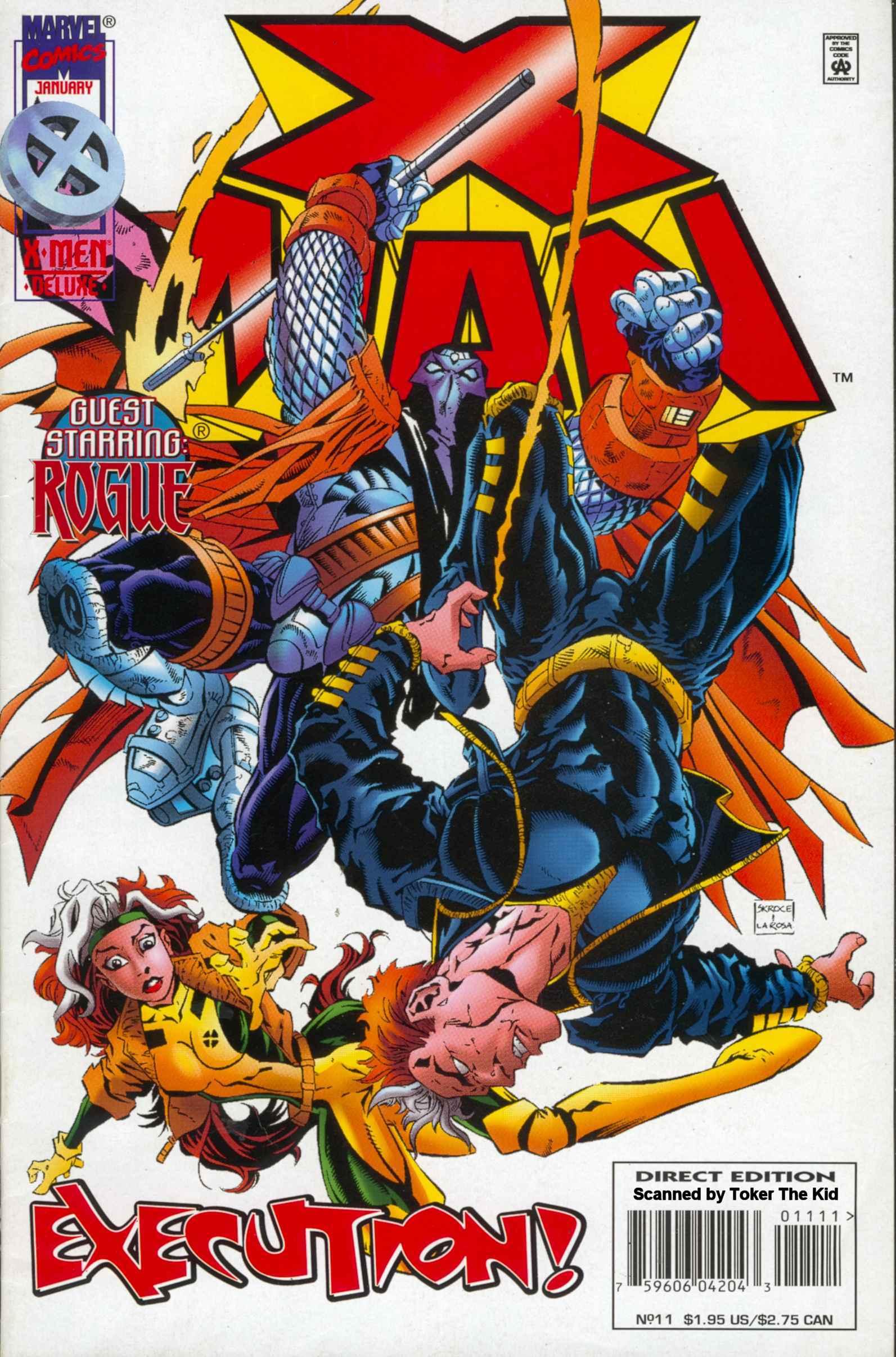 X-Man 11 Page 1