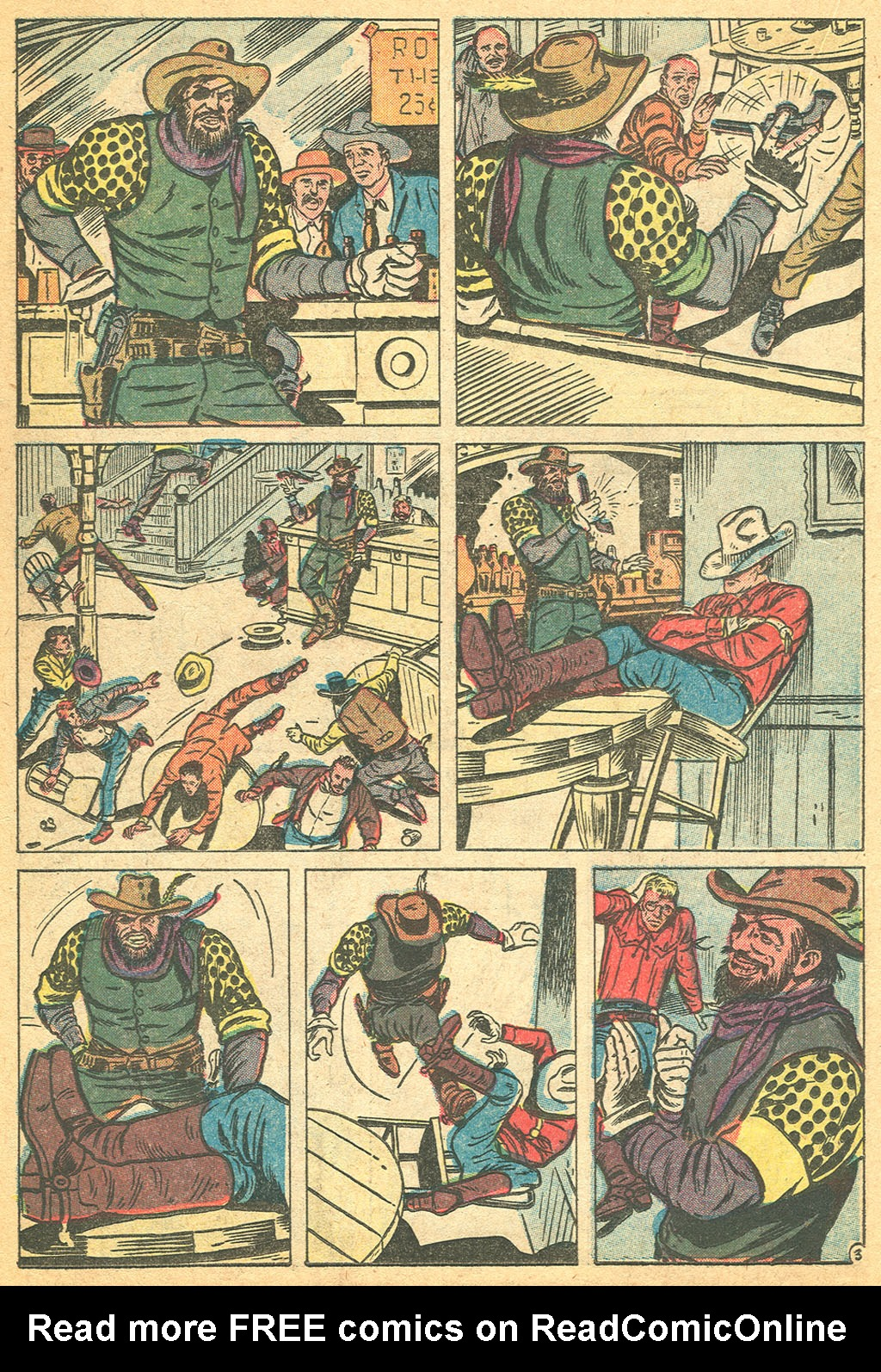 Read online Two-Gun Kid comic -  Issue #61 - 22