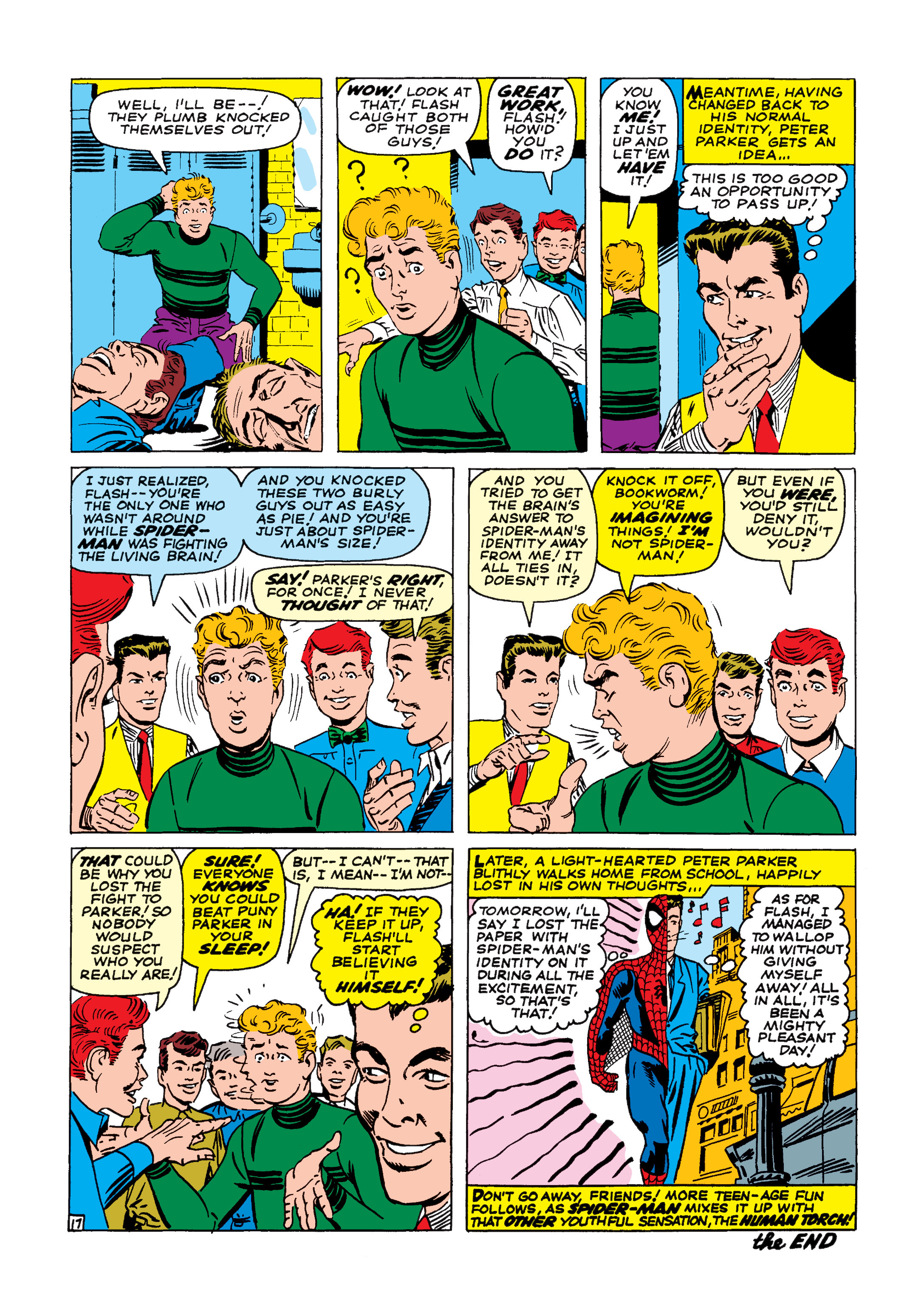 The Amazing Spider-Man (1963) 8 Page 17