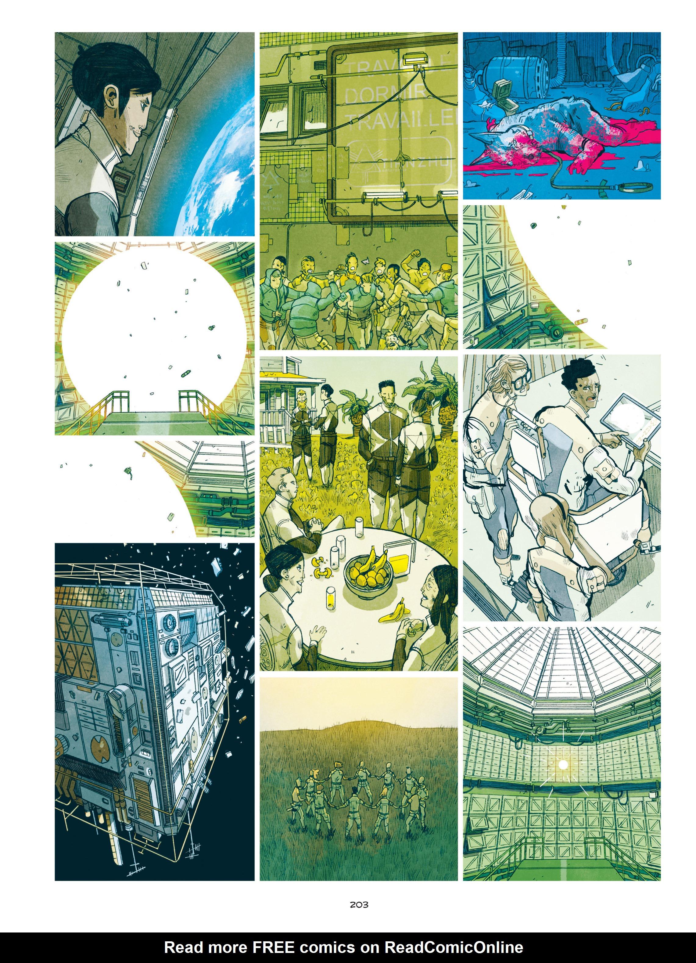 Read online Shangri-La comic -  Issue # Full - 204