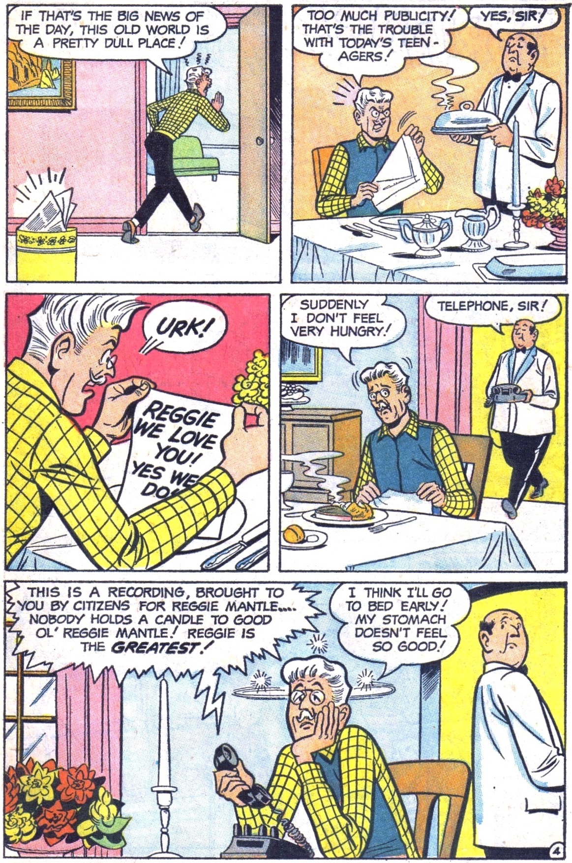 Read online Archie (1960) comic -  Issue #178 - 31