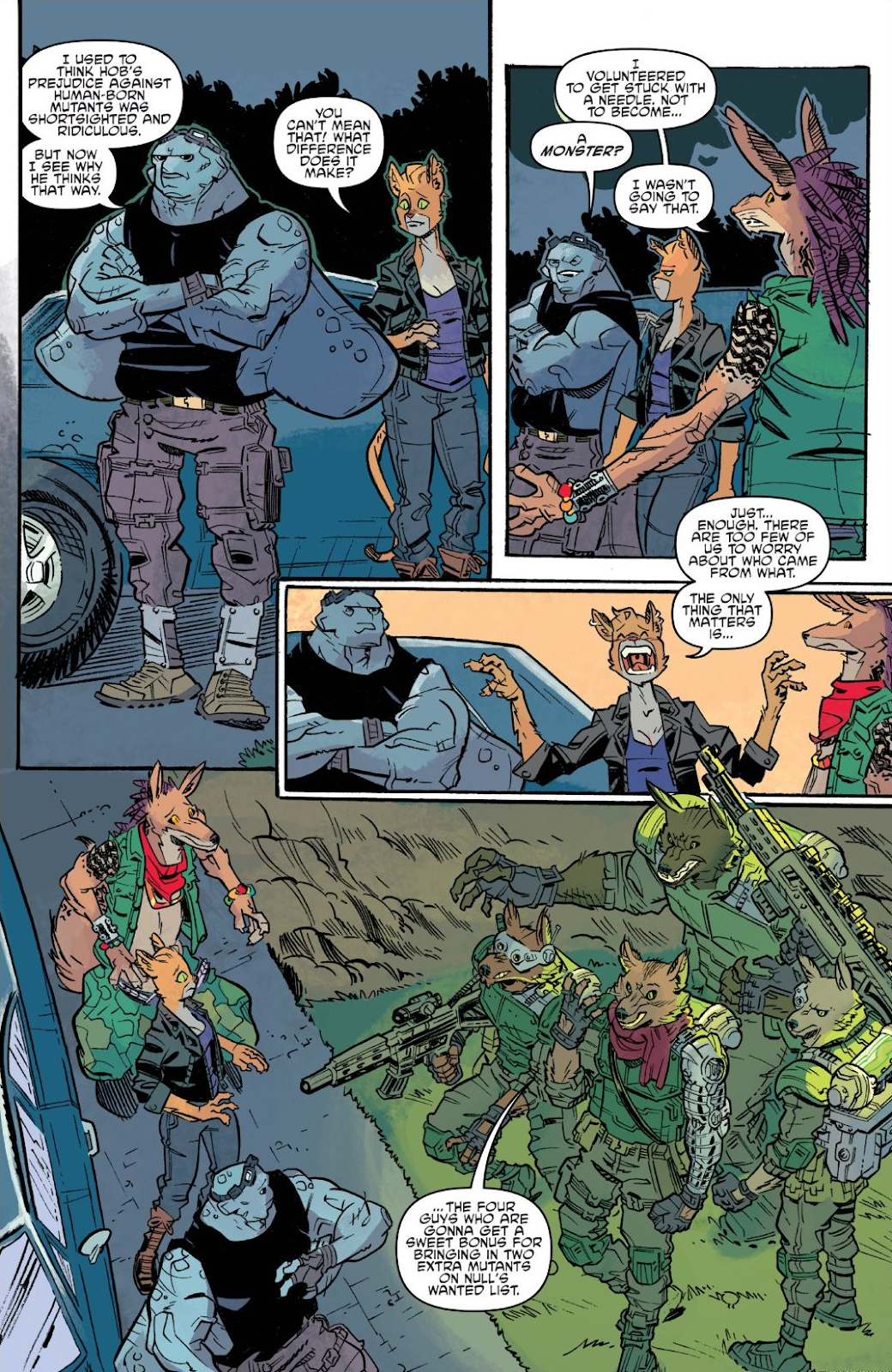 Read online Teenage Mutant Ninja Turtles: The IDW Collection comic -  Issue # TPB 9 (Part 3) - 30