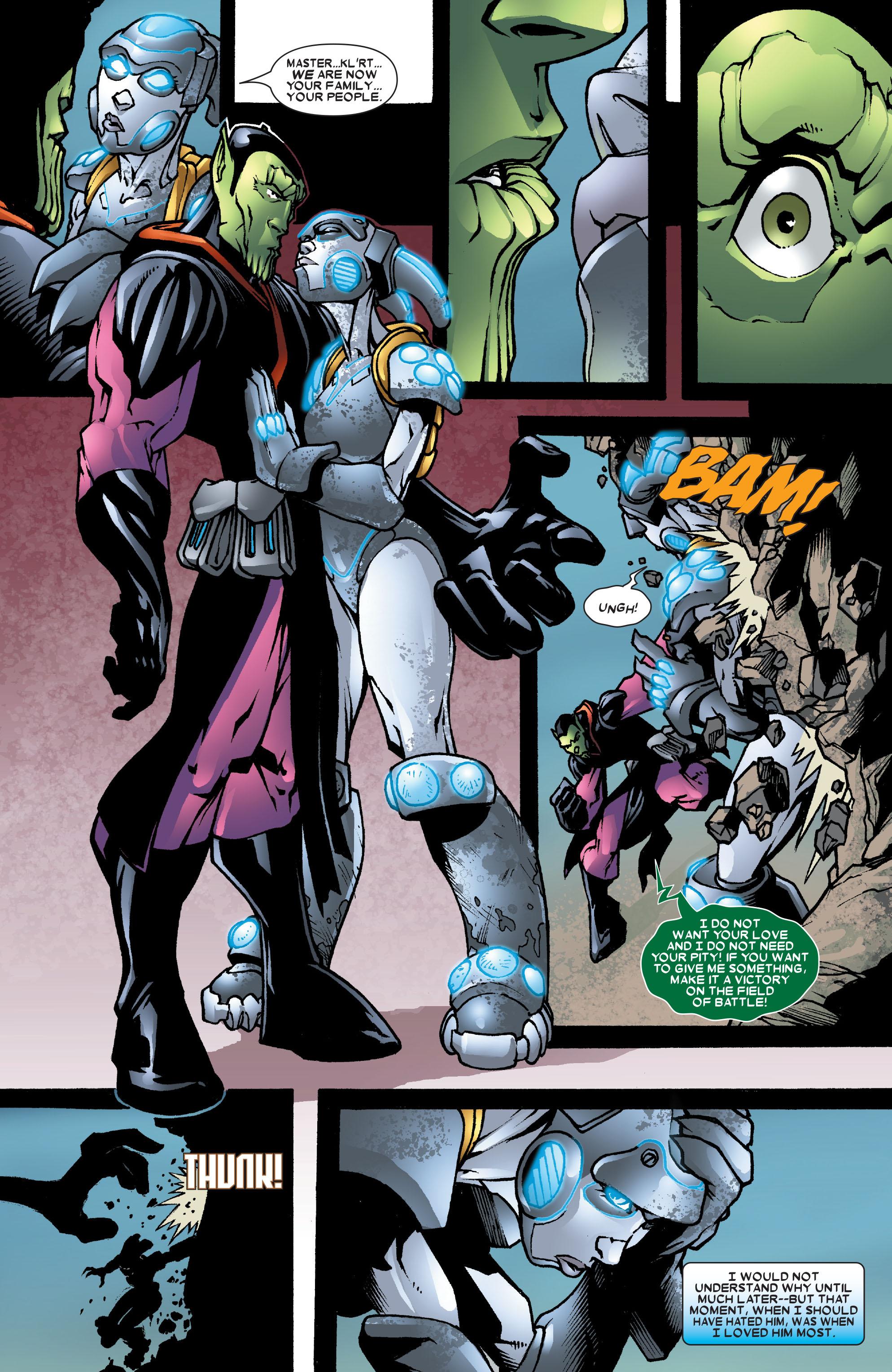 Read online Annihilation: Super-Skrull comic -  Issue #3 - 18