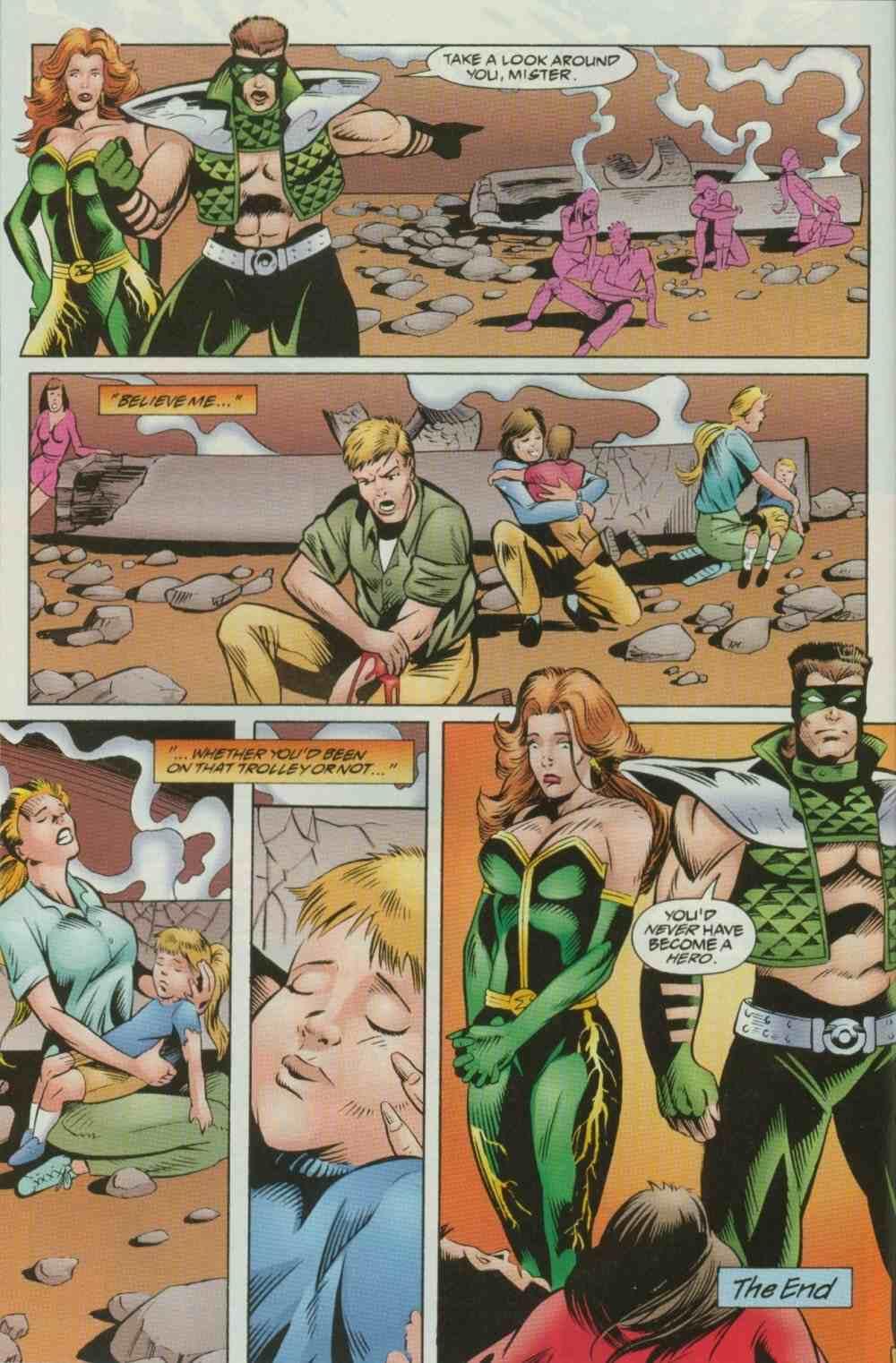Read online Ultraverse Premiere comic -  Issue #8 - 30