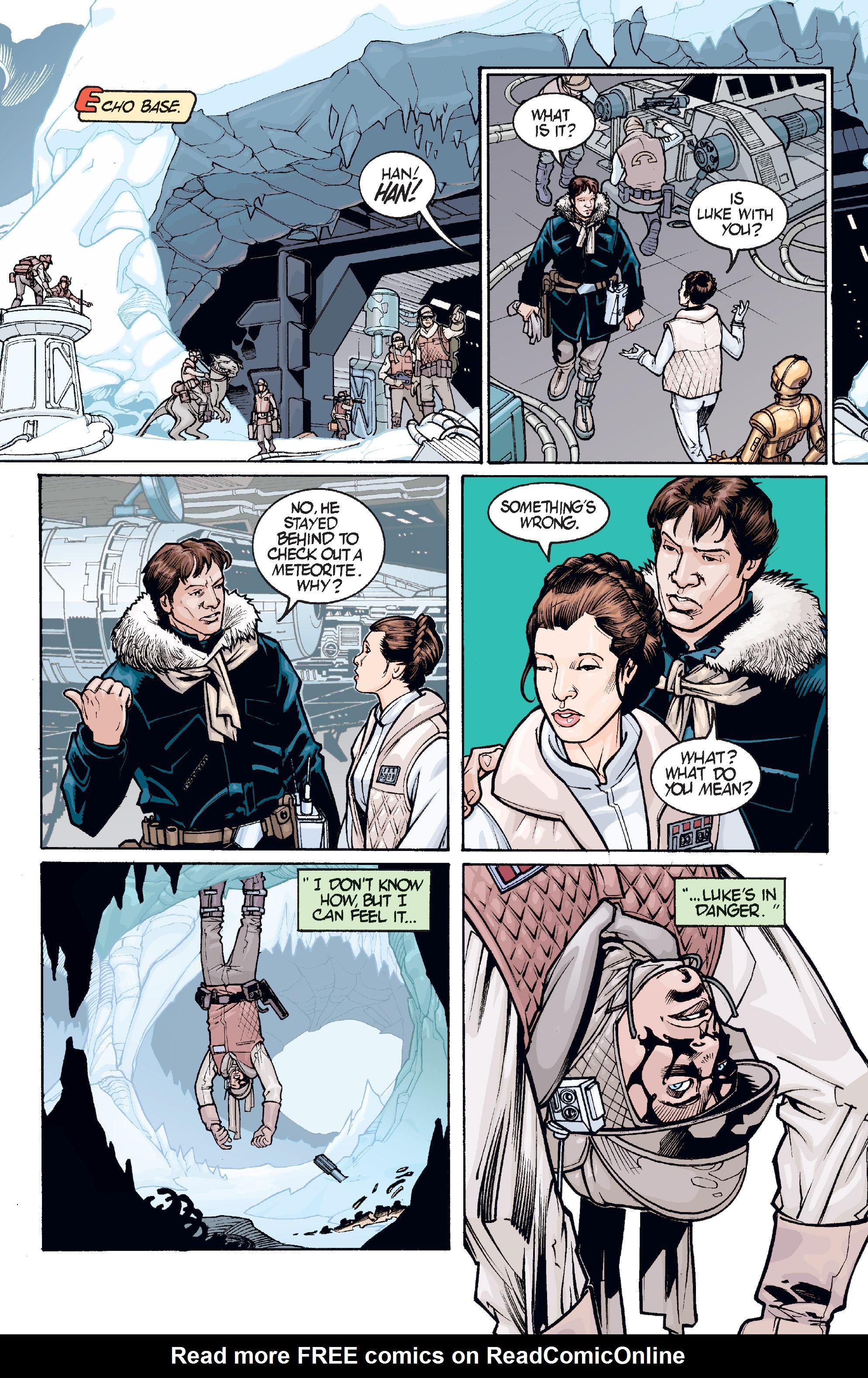 Read online Star Wars Omnibus comic -  Issue # Vol. 27 - 98