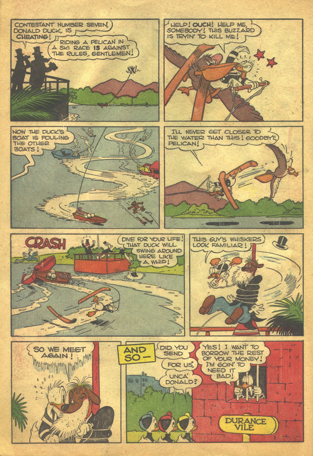 Walt Disney's Comics and Stories issue 62 - Page 12