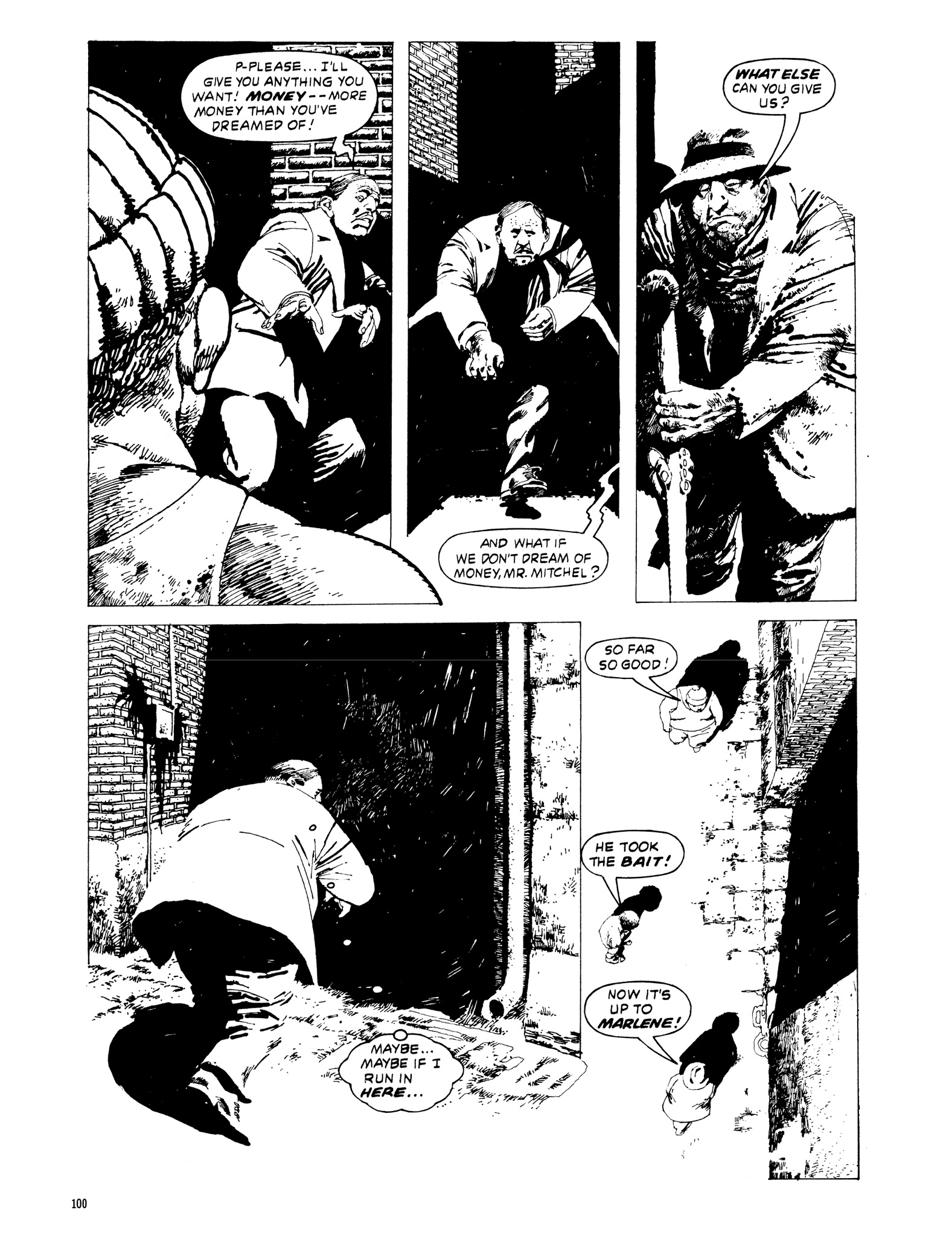 Read online Eerie Archives comic -  Issue # TPB 20 - 100