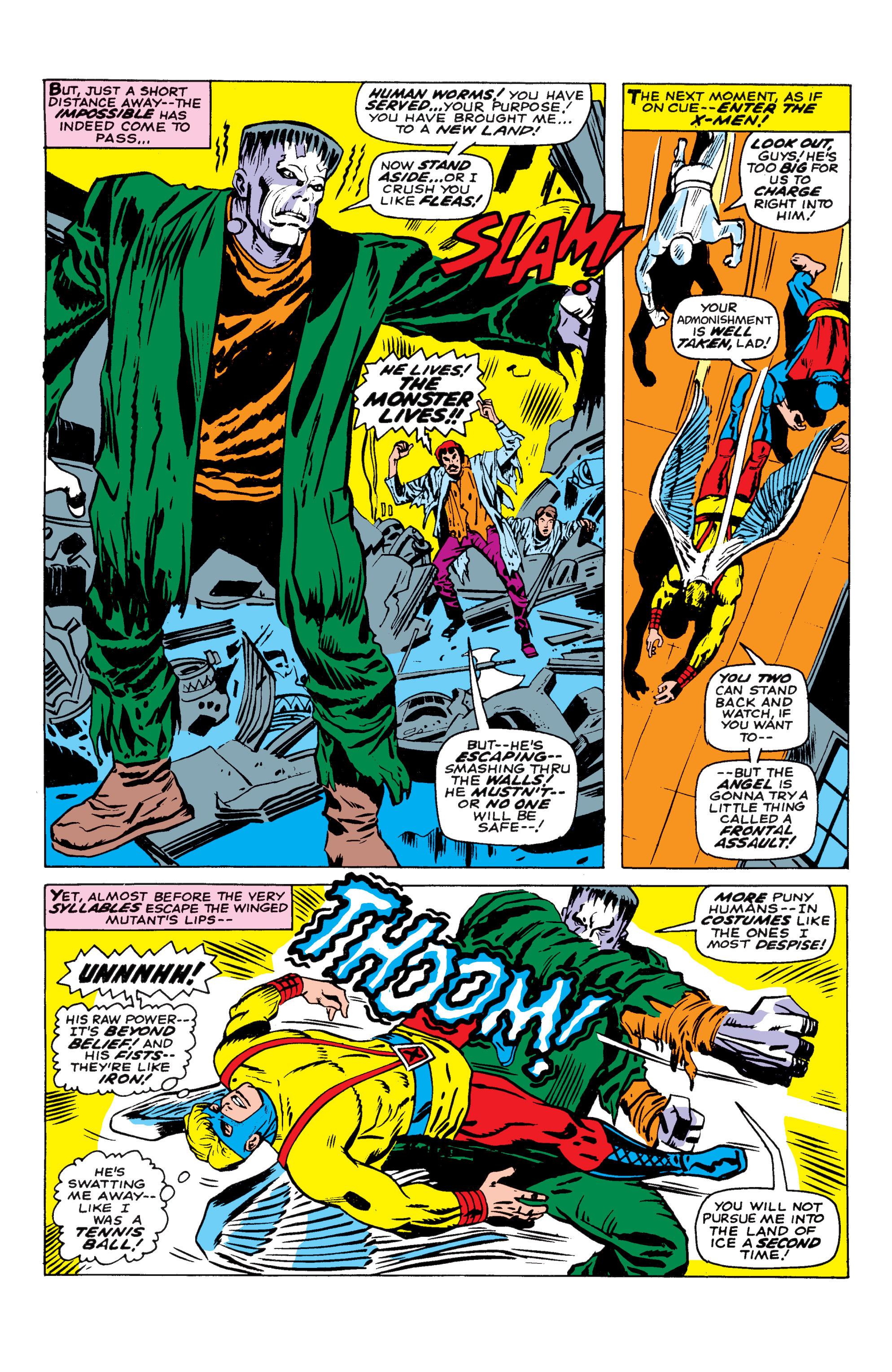 Uncanny X-Men (1963) 40 Page 6