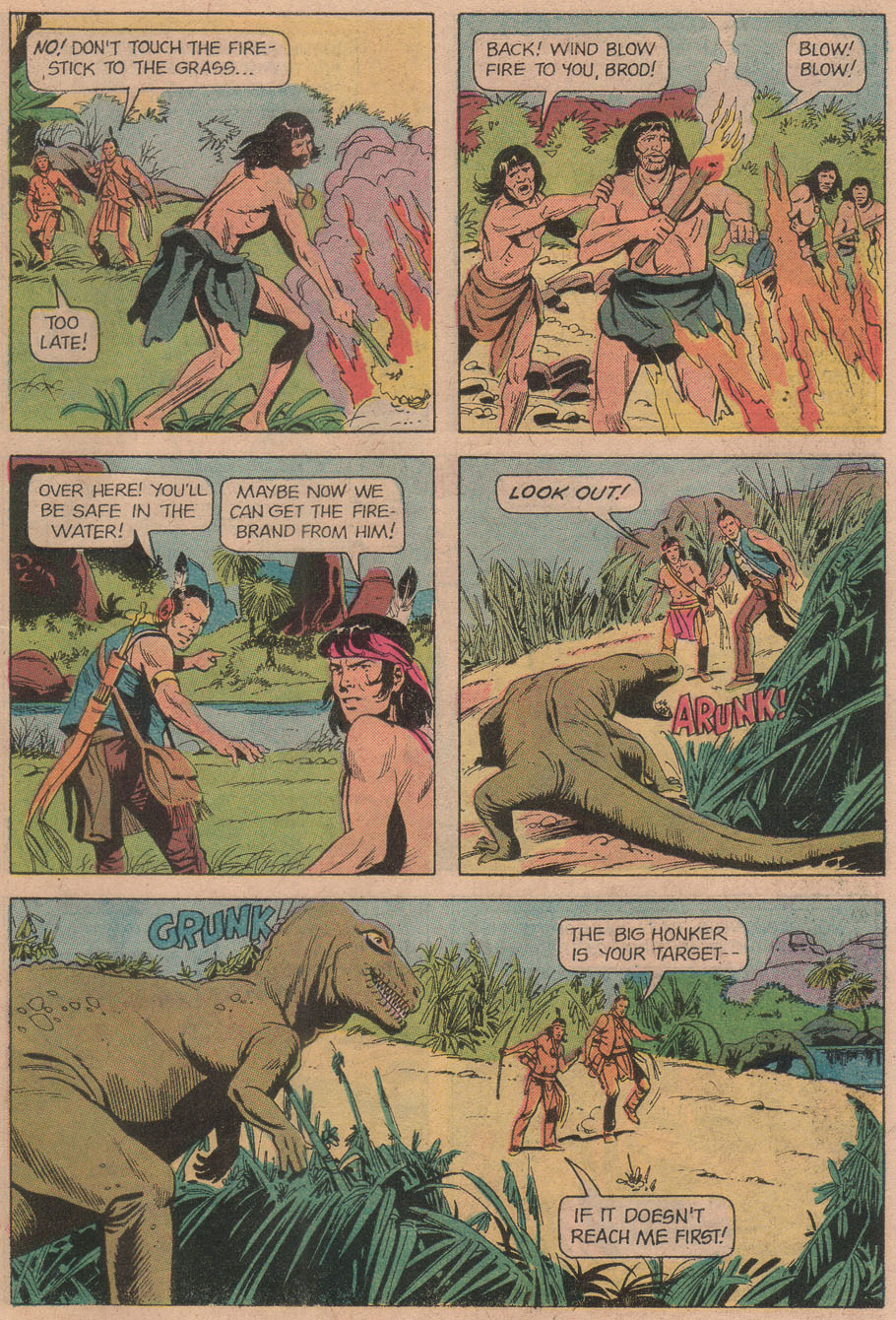 Read online Turok, Son of Stone comic -  Issue #97 - 31