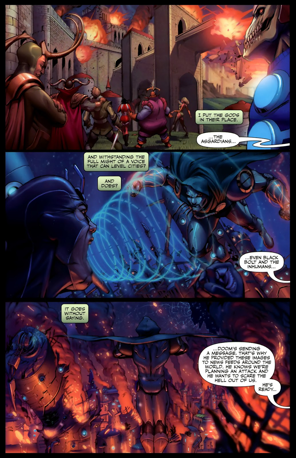 Read online What If? Secret Wars comic -  Issue # Full - 18