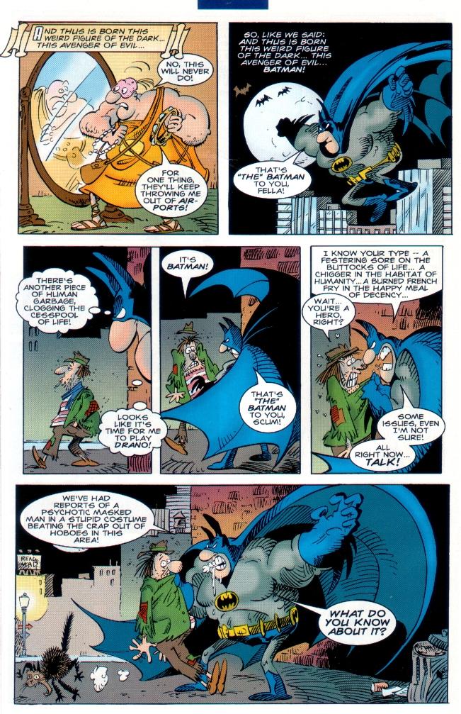 Read online Sergio Aragones Destroys DC comic -  Issue # Full - 15