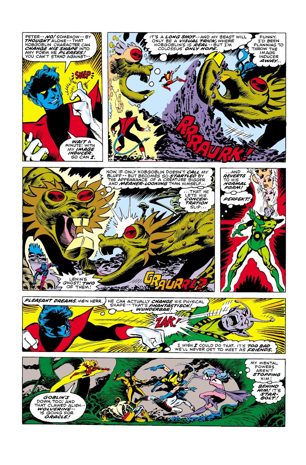Uncanny X-Men (1963) issue 107 - Page 6