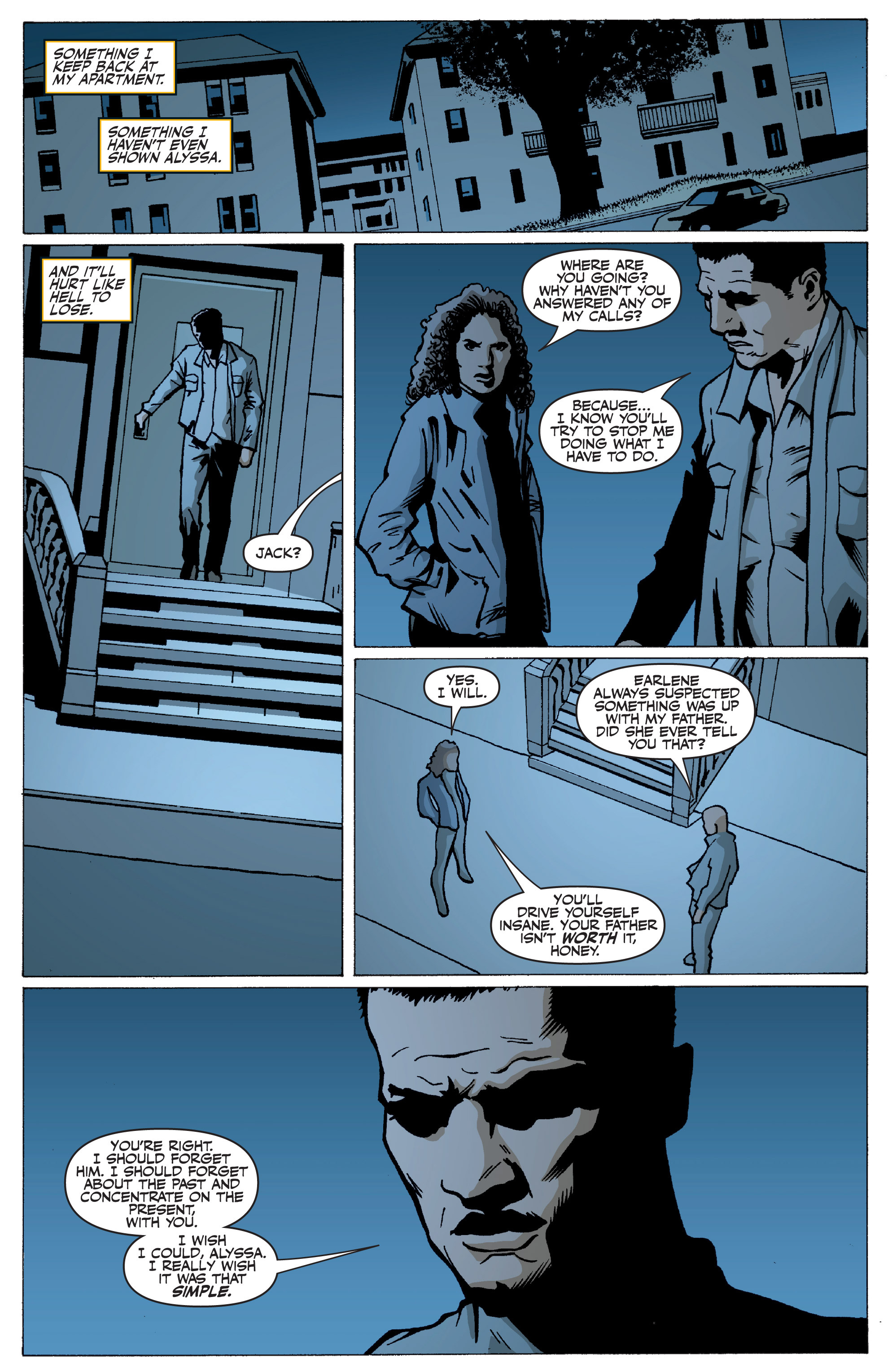 Read online Shadowman: End Times comic -  Issue #2 - 13