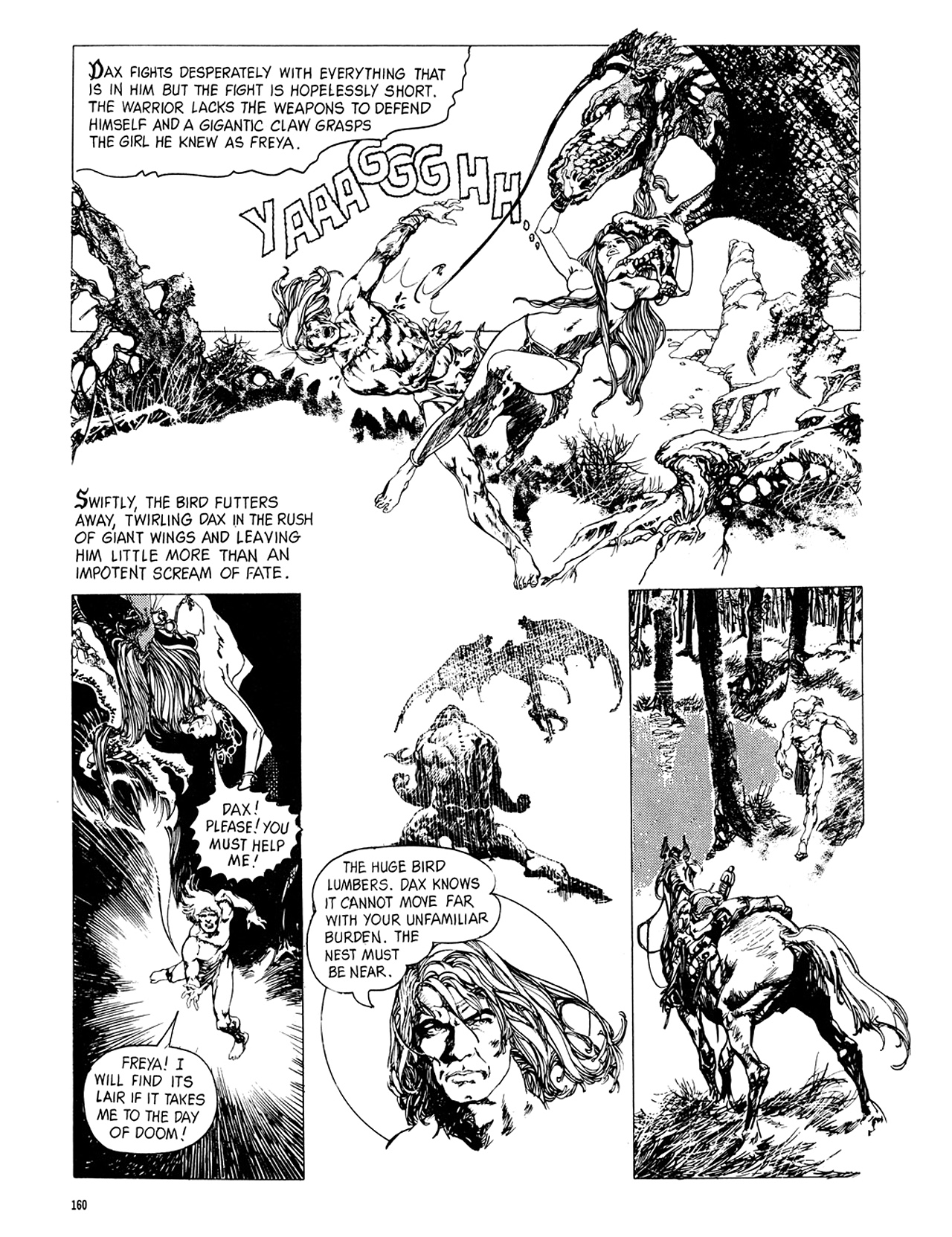 Read online Eerie Archives comic -  Issue # TPB 8 - 161