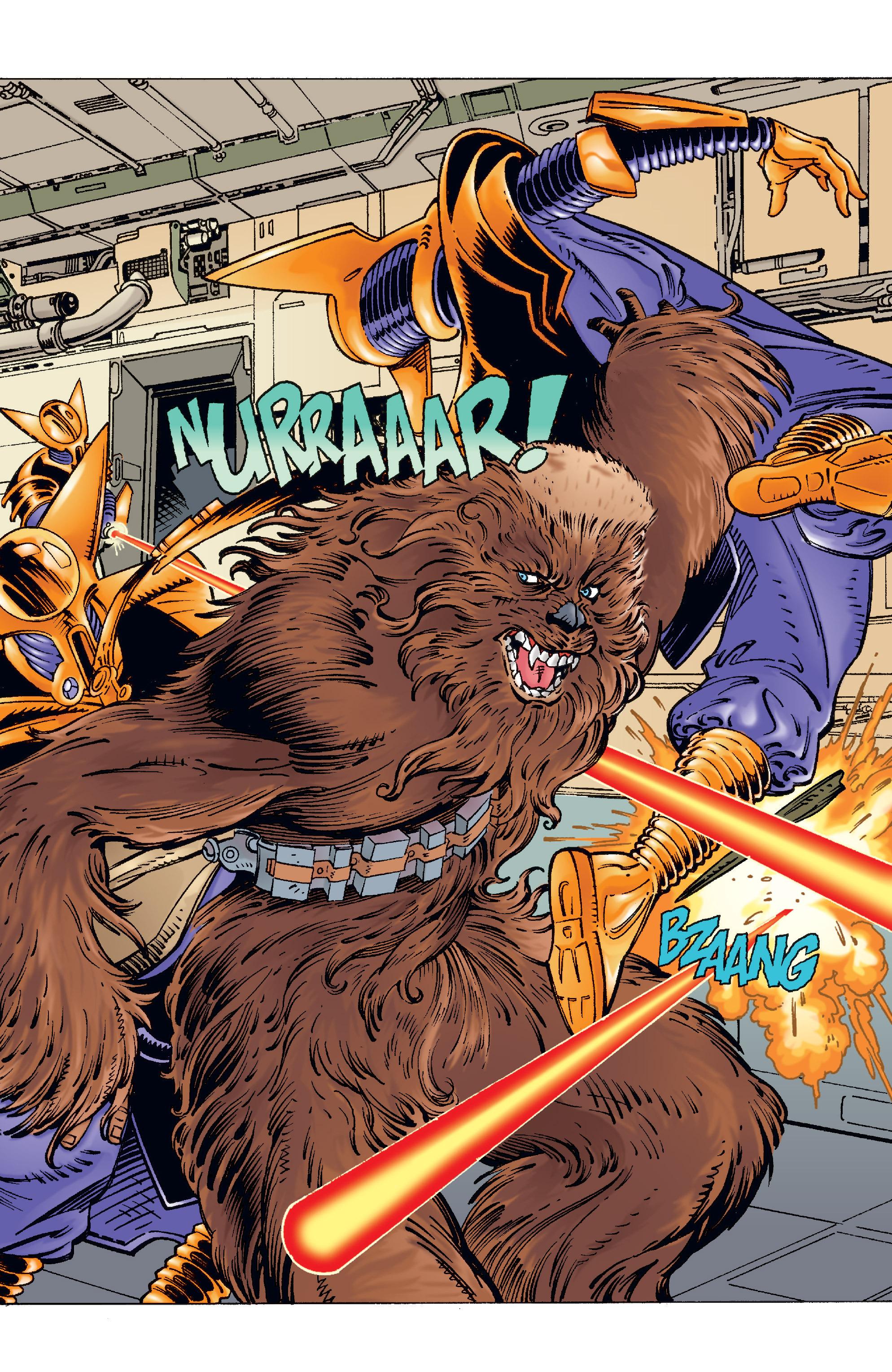 Read online Star Wars Omnibus comic -  Issue # Vol. 11 - 119