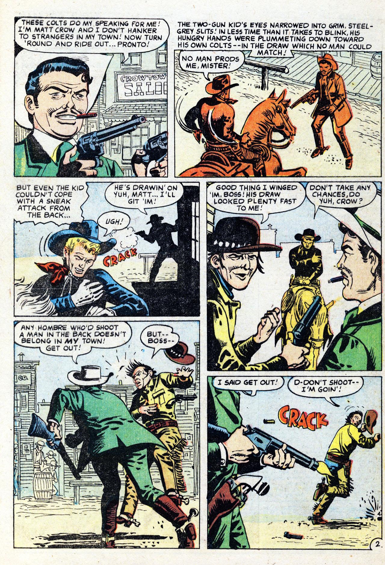 Read online Two-Gun Kid comic -  Issue #41 - 28