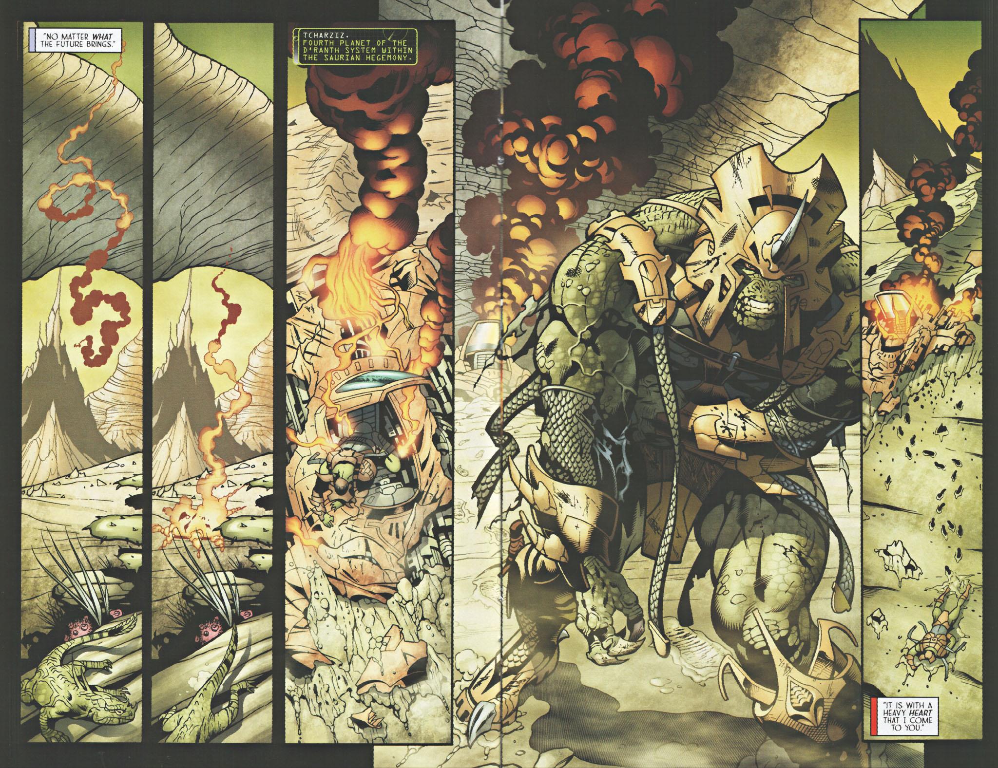 Read online Sigil (2000) comic -  Issue #41 - 12