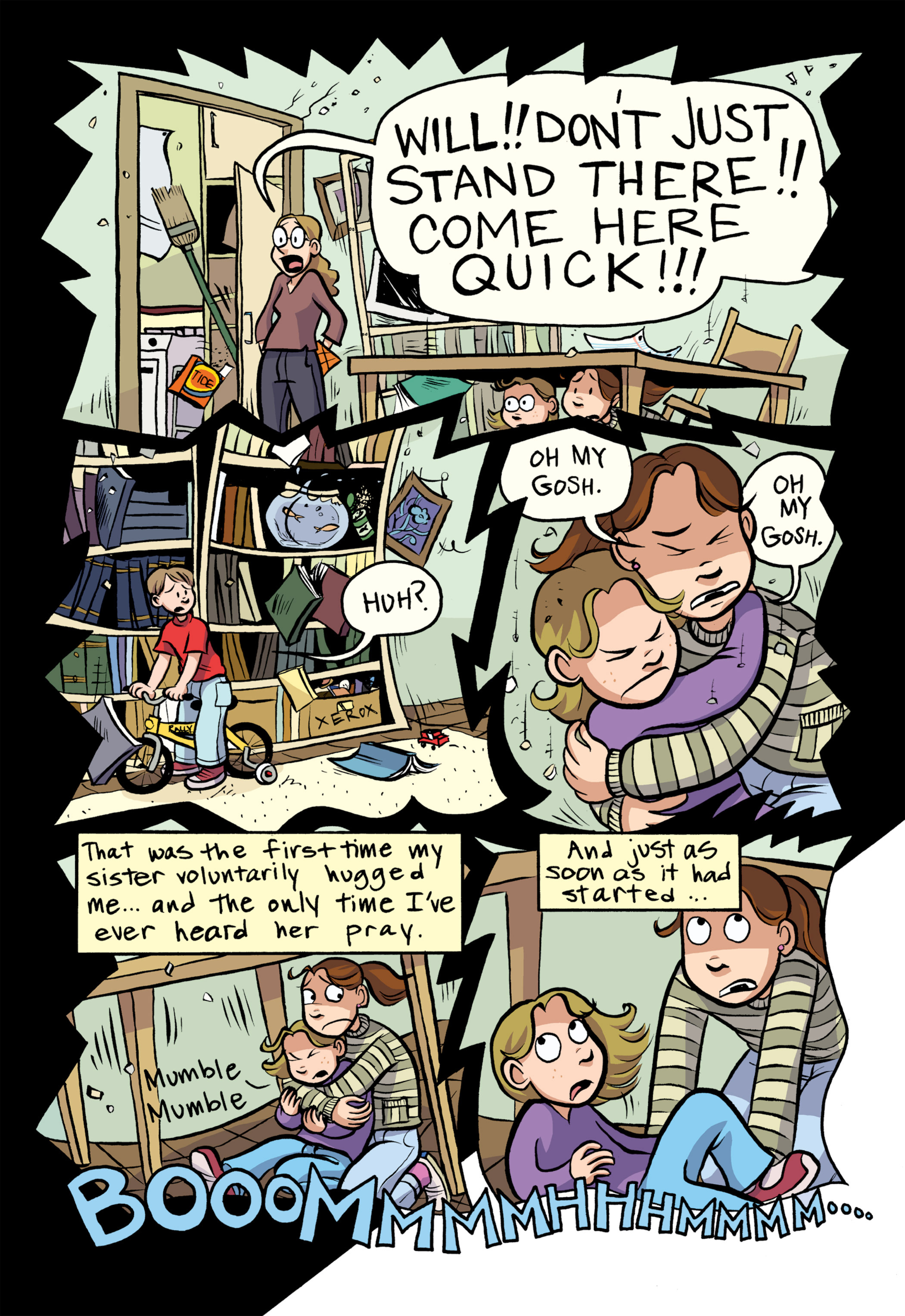 Read online Smile comic -  Issue # TPB - 73