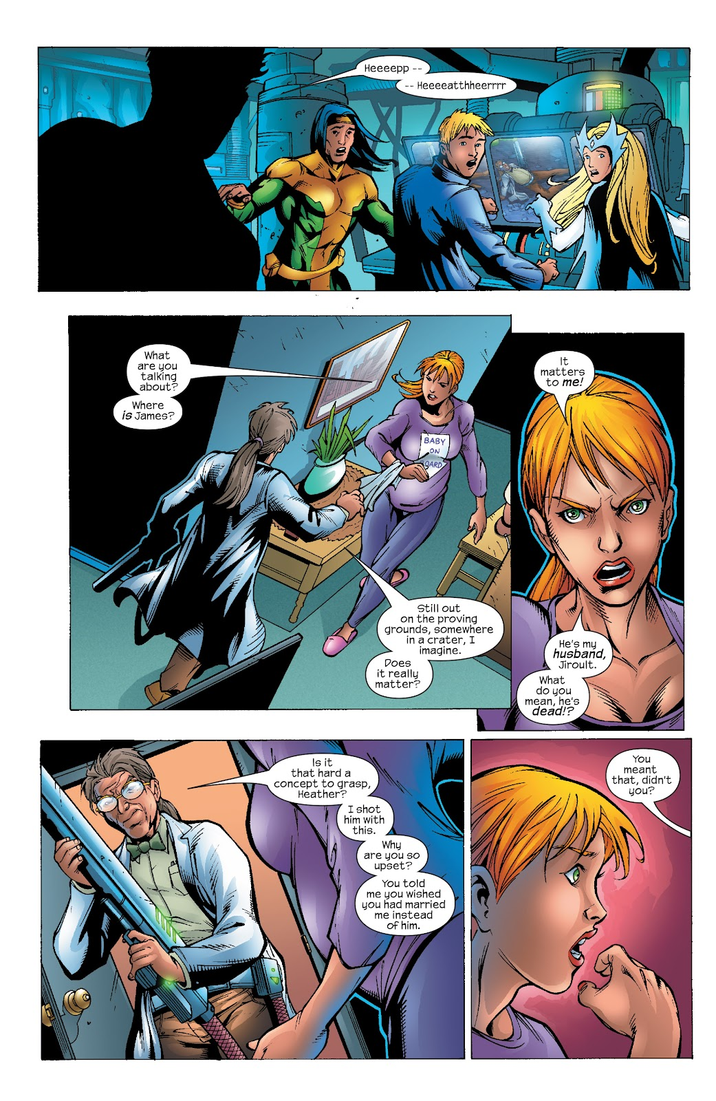 Read online X-Men: Unstoppable comic -  Issue # TPB (Part 3) - 99