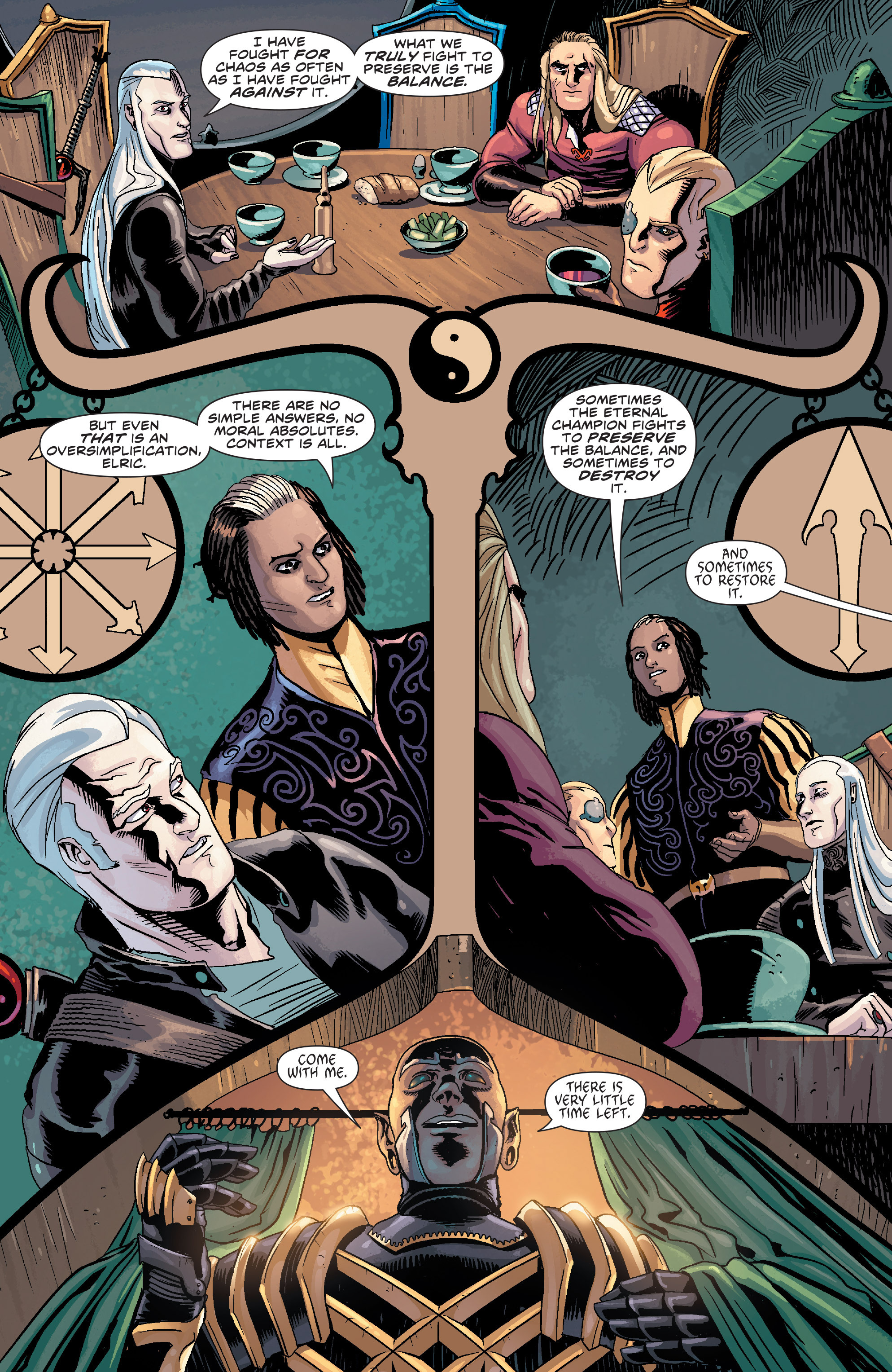 Read online Elric: The Balance Lost comic -  Issue # TPB 2 - 78