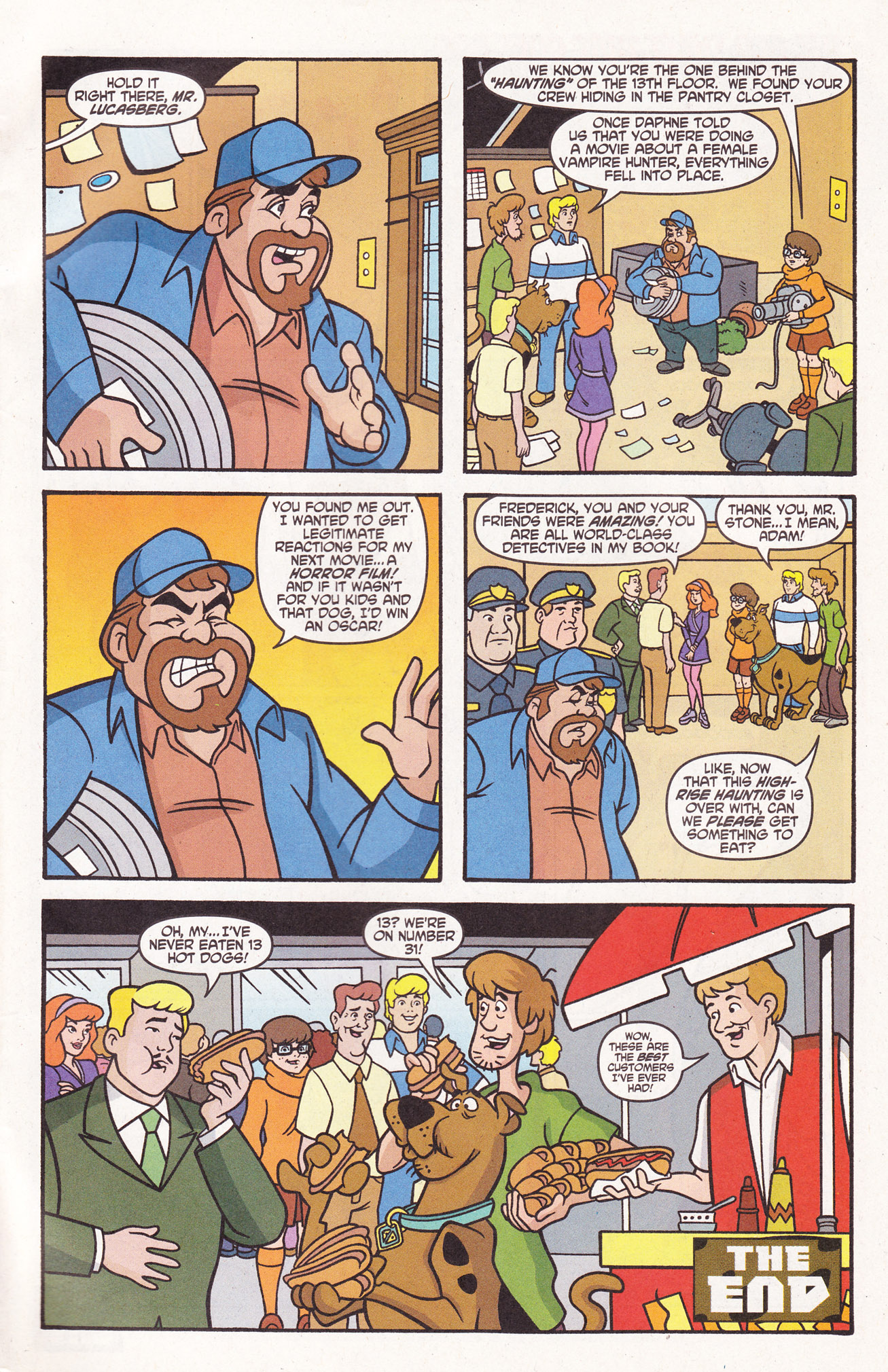 Read online Scooby-Doo (1997) comic -  Issue #110 - 35